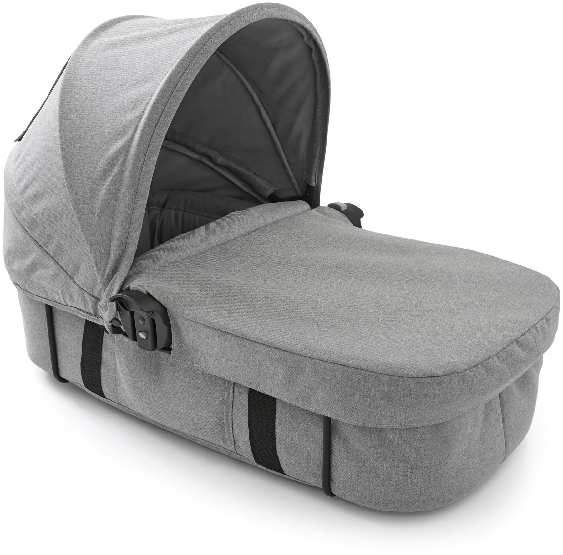 Details About Baby Jogger City Select Lux Carrycot Kit Slate Pushchair Buggy Accessory Bn