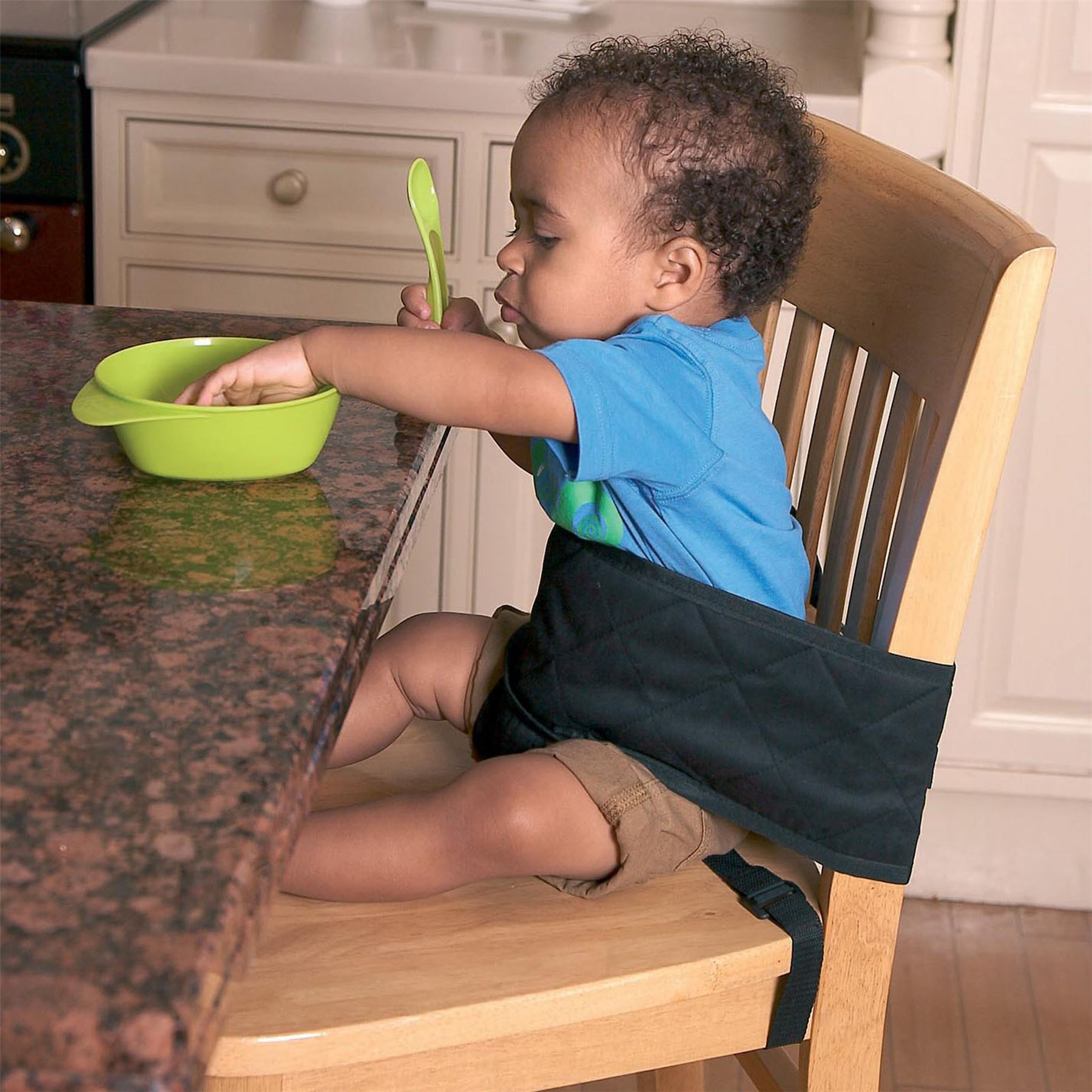 Clippasafe Child TOddler Meal Time Safety Dining Chair Harness