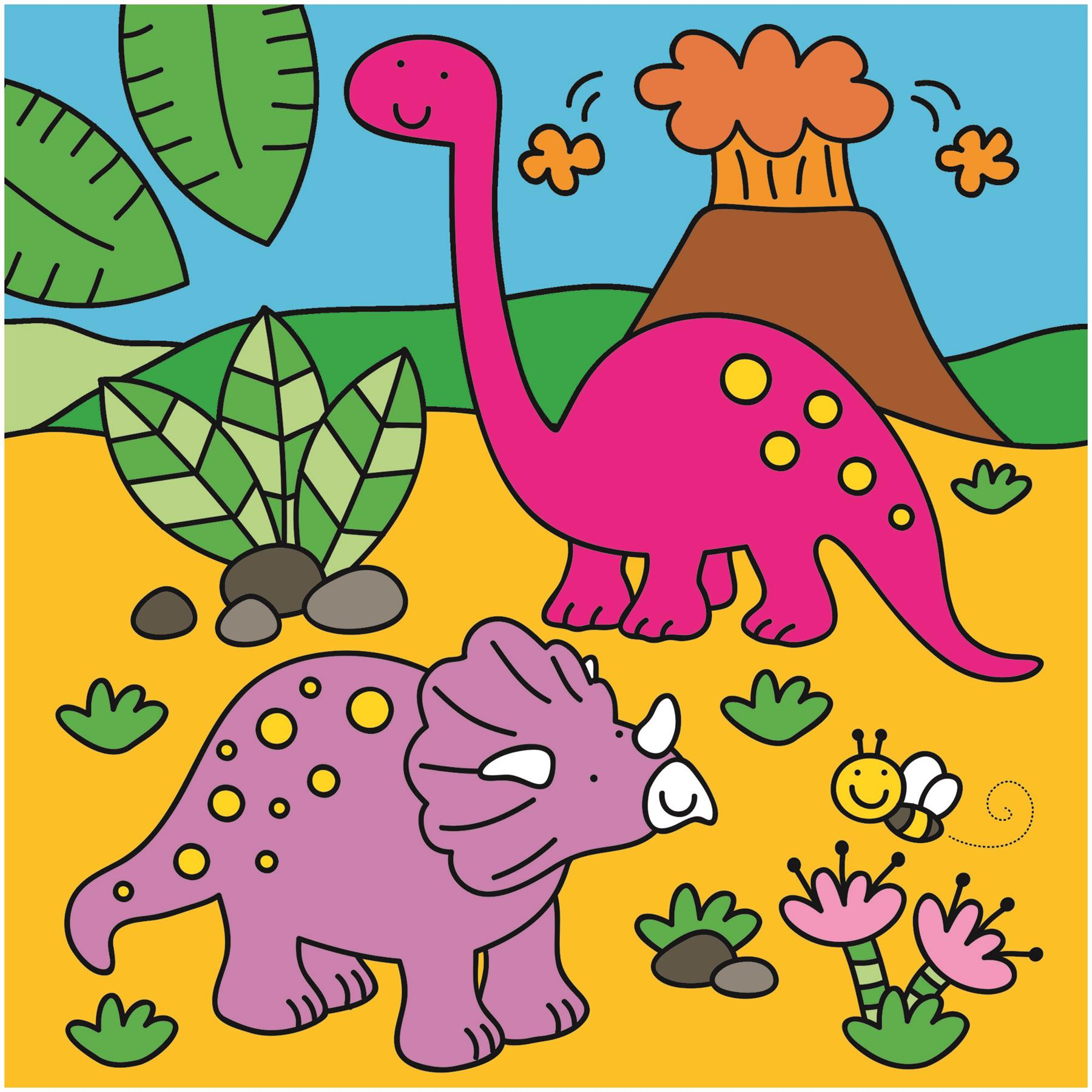 Galt FUN TO COLOUR BOOK Kids Art Craft Toy BN