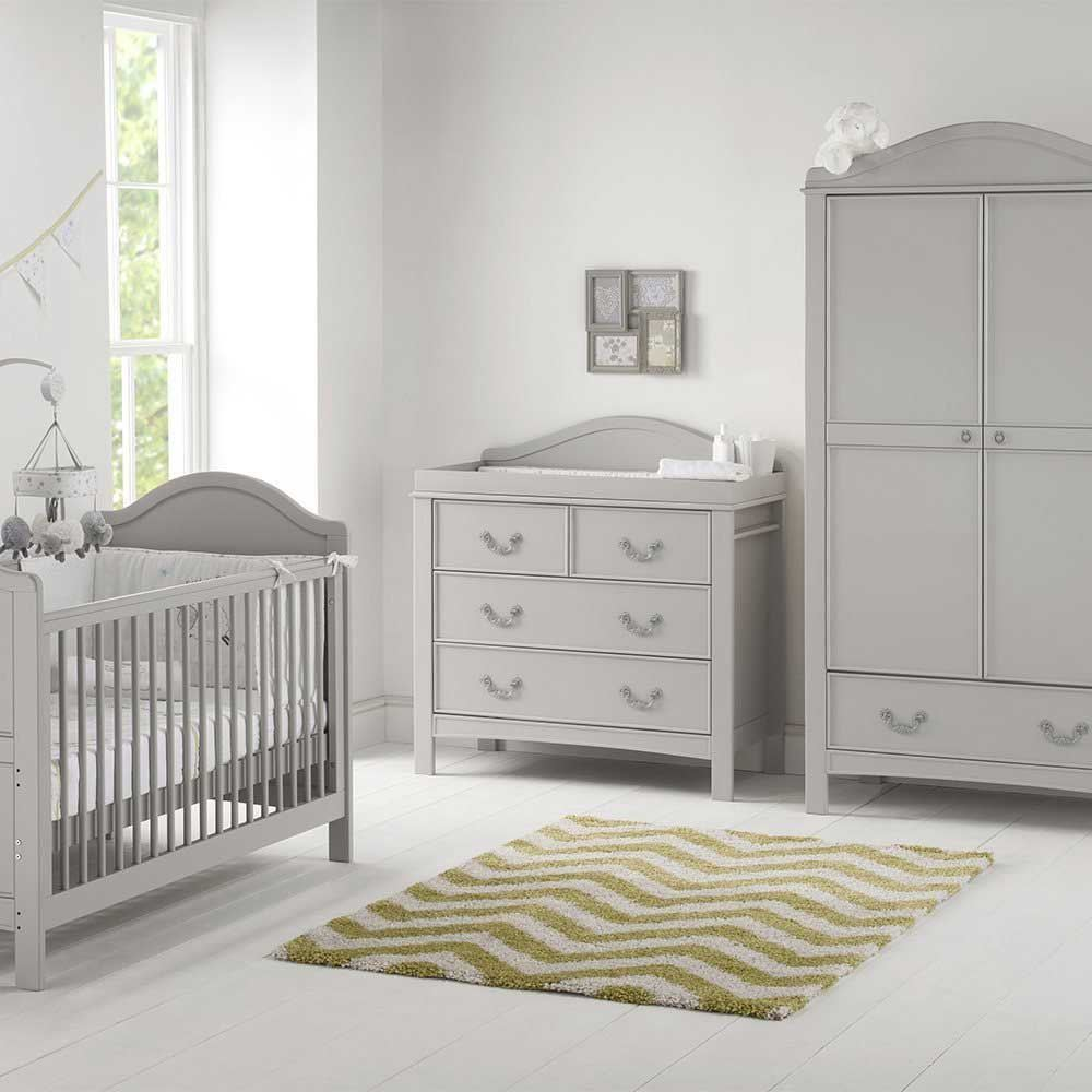 east coast nursery room set toulouse french grey baby bedroom cot rh ebay co uk baby room set up ideas baby room set sylvanian families