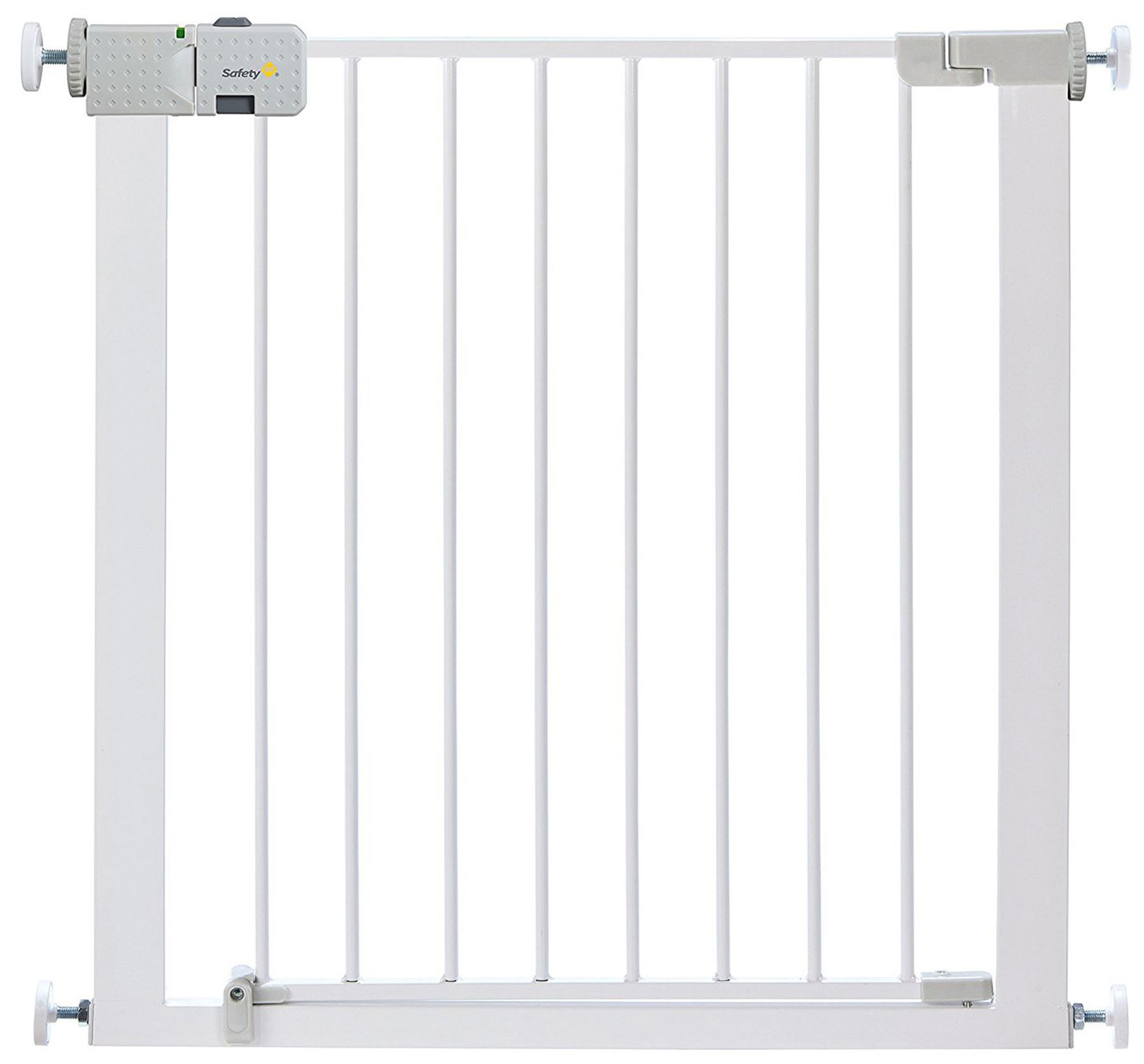 Safety 1St SECURETECH SIMPLY CLOSE METAL GATE ...