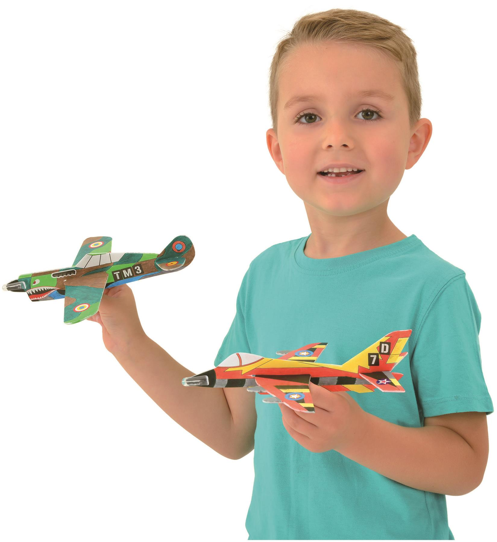 Galt PAPER PLANES Kids Art Craft Toy BN