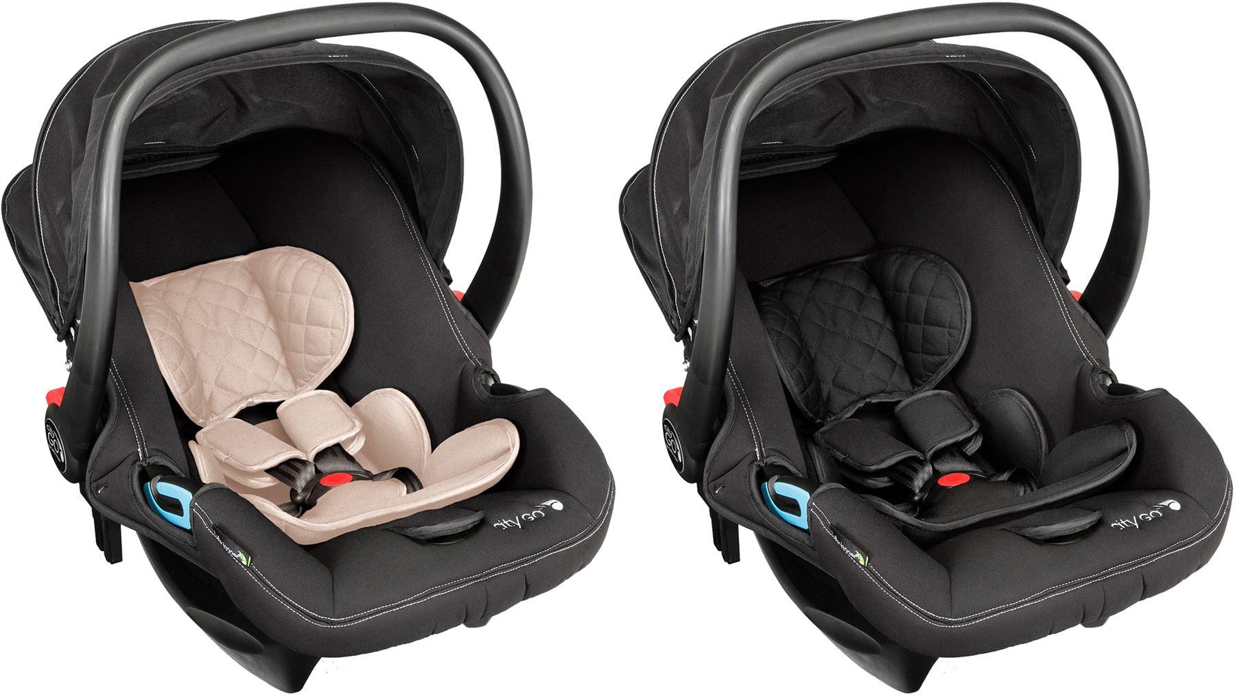 Baby Jogger CITY GO CAR SEAT Group 0+ Baby Travel New | eBay