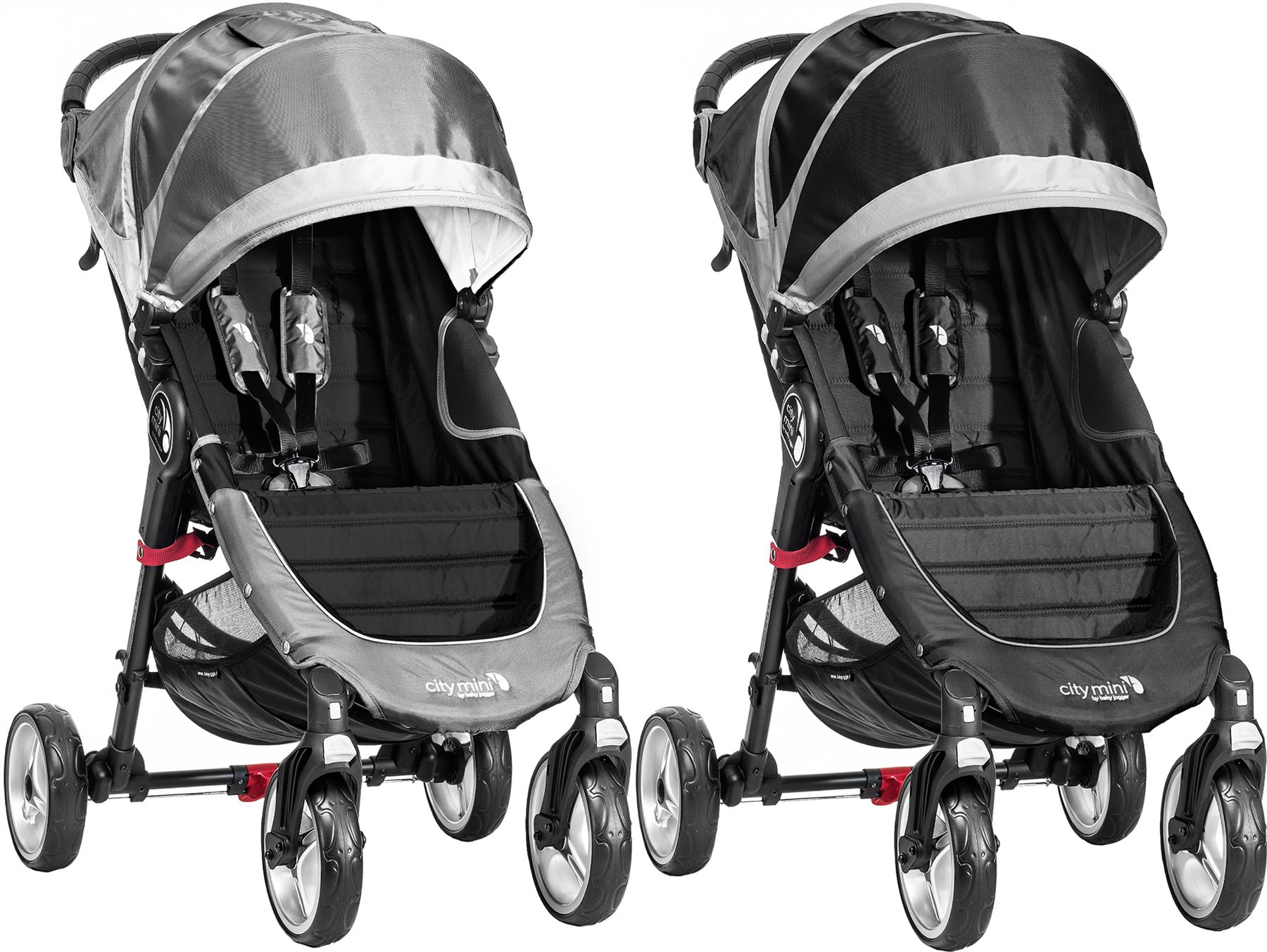 Details About Baby Jogger City Mini 4 Wheel Single Stroller Buggy Pushchair Baby Travel Bn