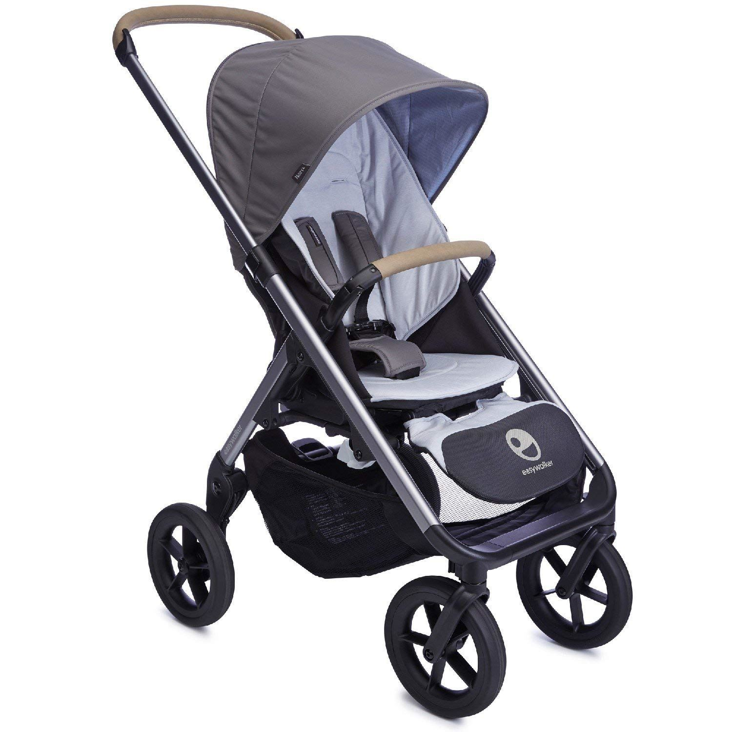 Easywalker MOSEY RAINCOVER CARRYCOT Pushchair Pram Buggy Accessory BN