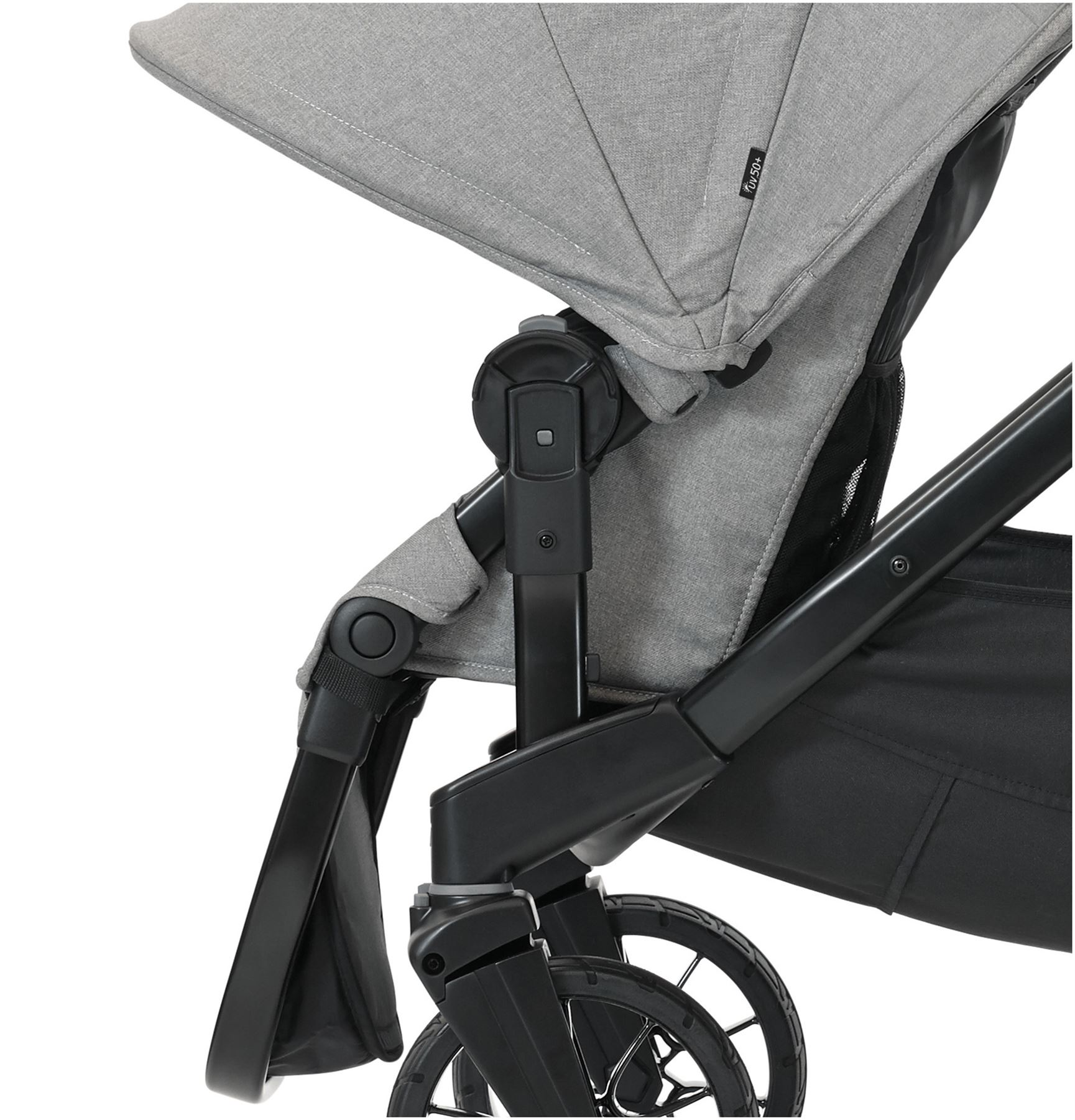 Baby Jogger CITY SELECT SECOND SEAT ADAPTERS BLACK BNIP