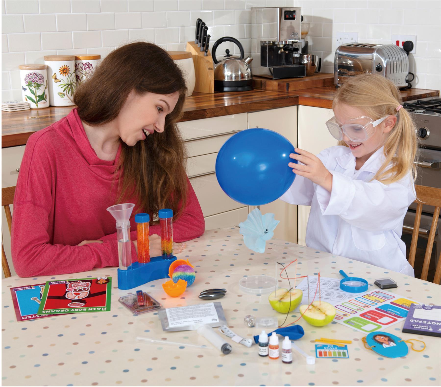 Galt Hinchable Para Bolas Niños Art Craft Juguete BN