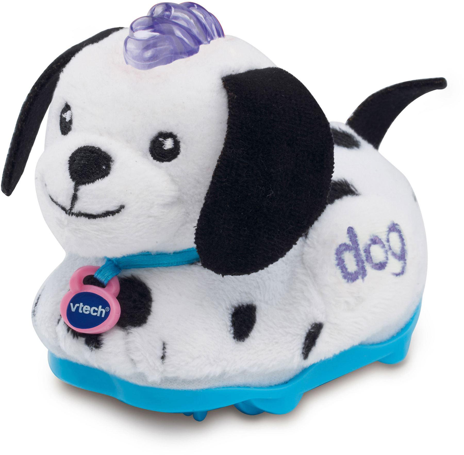 Vtech TOOT-TOOT ANIMALS FURRY DOG Educational Preschool Toy