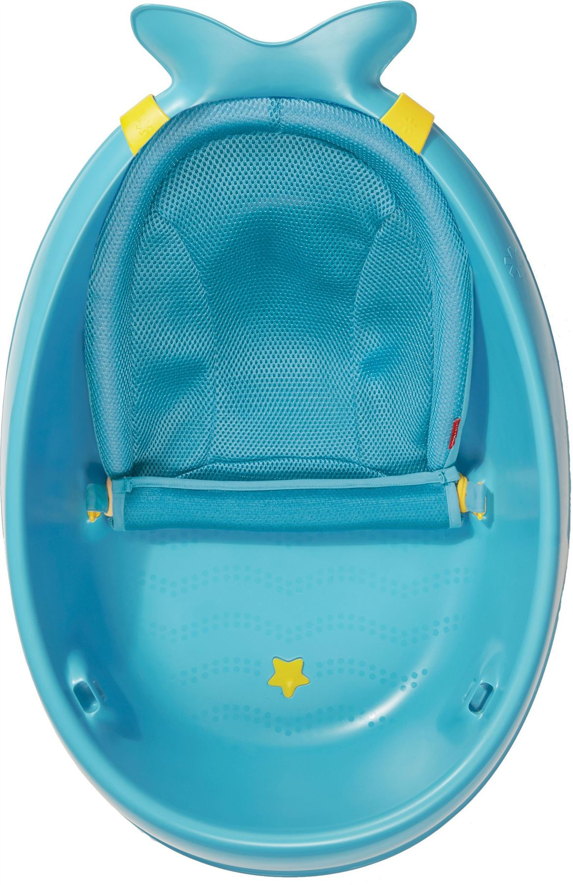 Skip Hop MOBY SMART SLING 3-STAGE BATH TUB Removable Mesh Baby ...