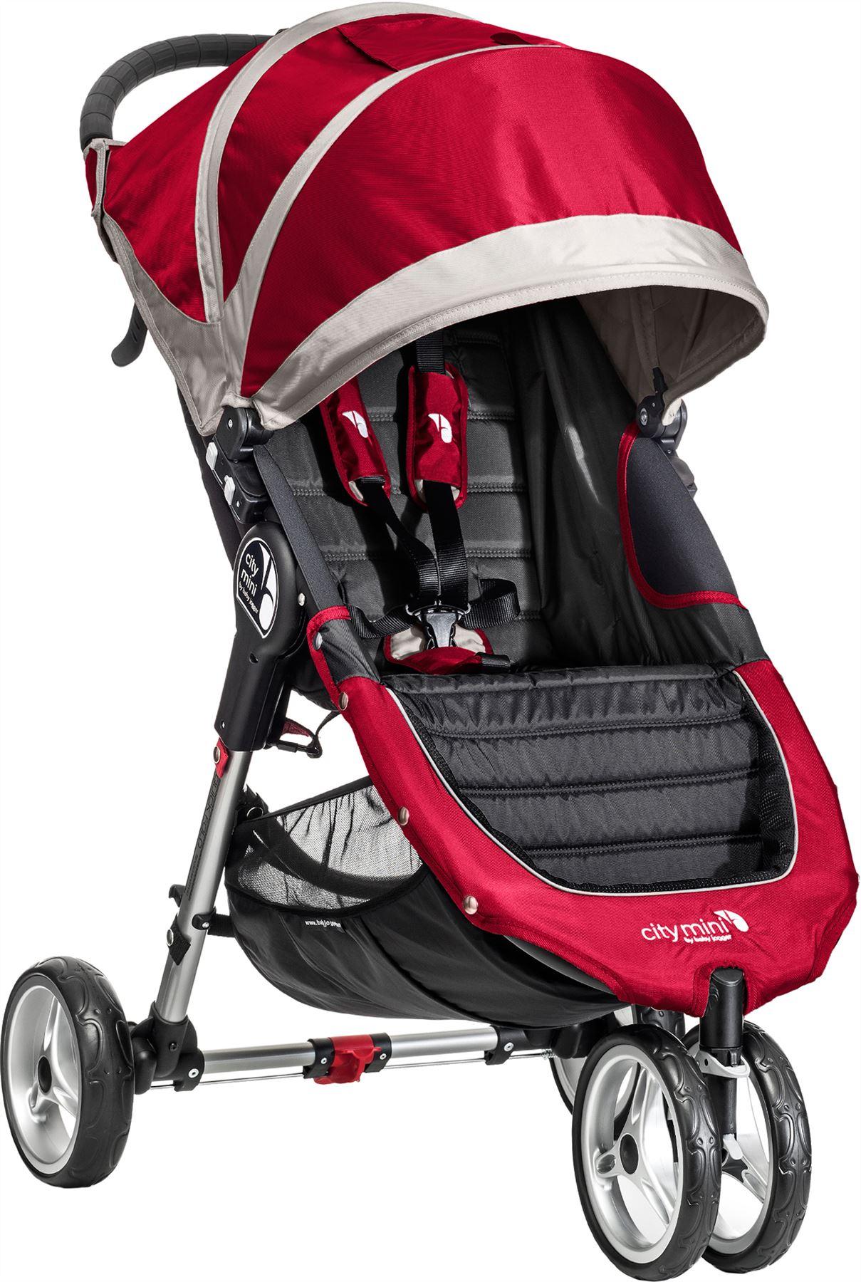 Baby Jogger City Mini solo Cochecito/Carrito/Cochecito ...