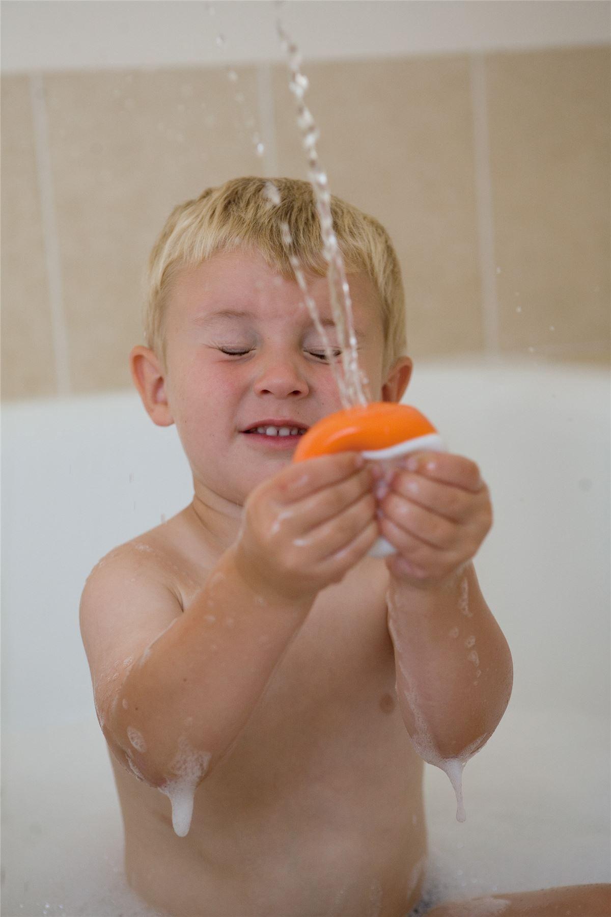 Koo-Di SPRAY N\'PLAY Baby/Toddler/Kid Bath/Tub Accessory Play Time ...