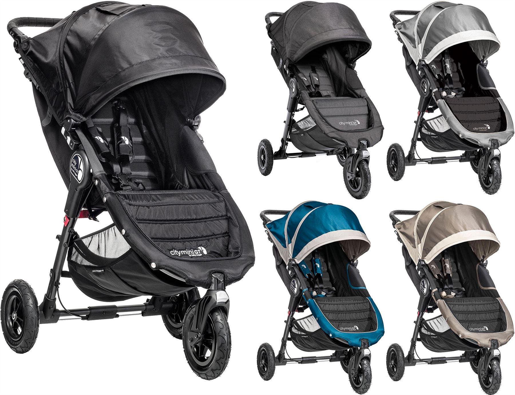 Baby Jogger City Mini Gt Single Stroller Buggy Cochecito