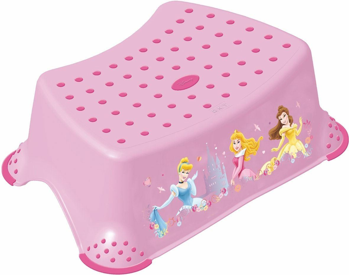 Solution-STEP-STOOL-DISNEY-CHARACTERS-Baby-Toddler-Child-Bath-Time-Accessory-BN