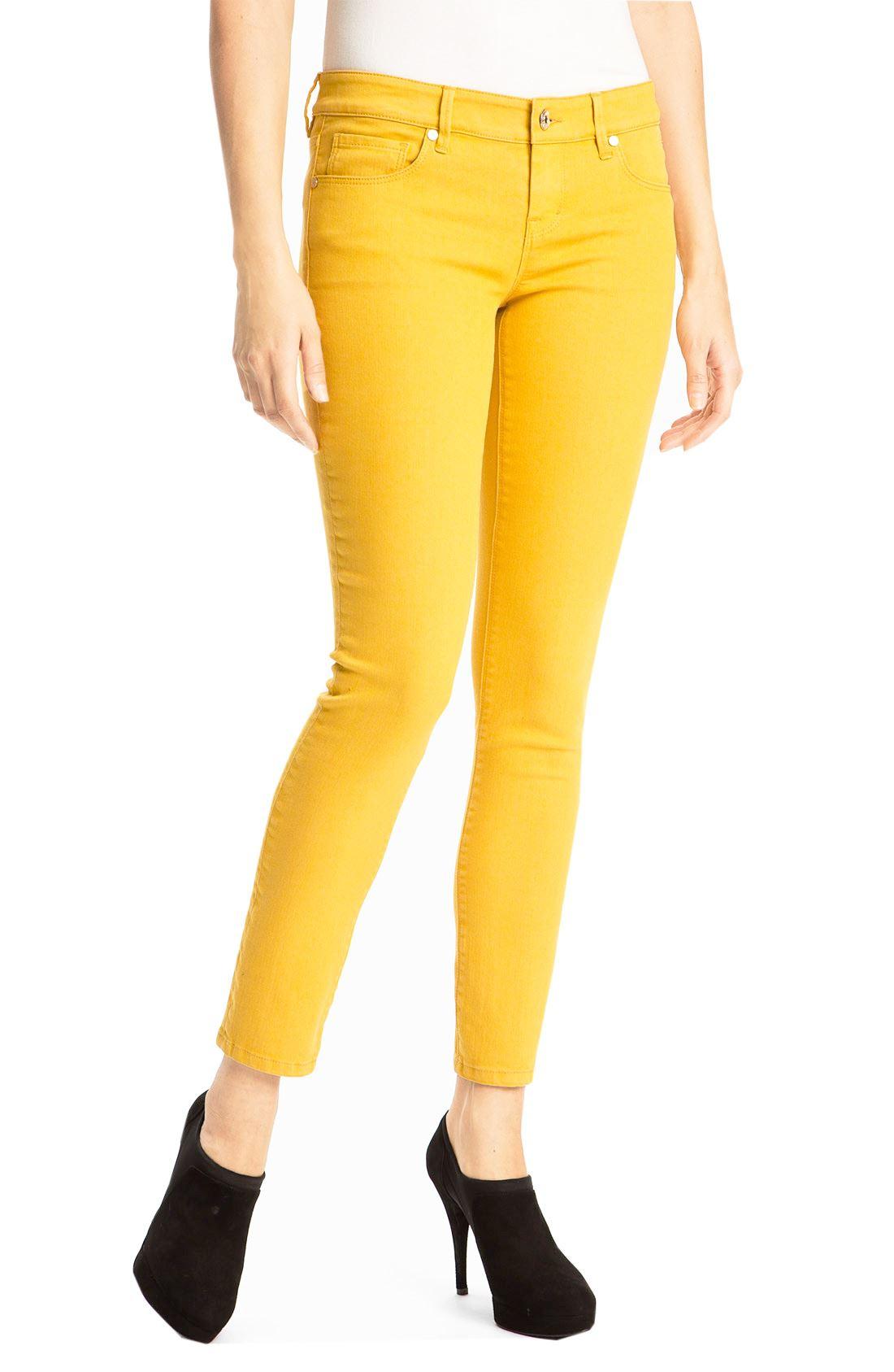 Zara Green Skinny jeans - Green skinny jeans from Zara size 38/
