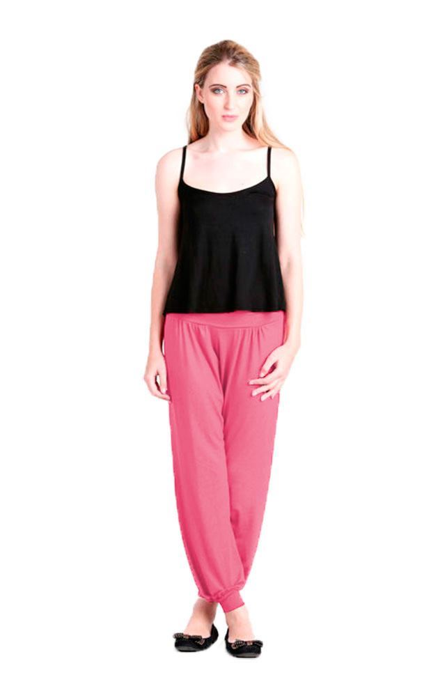 Product Features boho style legs, the harem pants can be worn with superb.