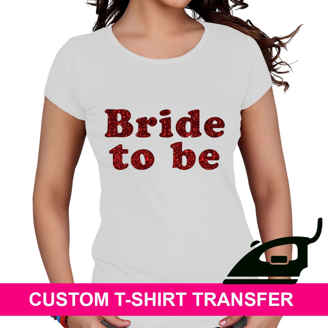 Personalised HEN AND CHICK hen party iron on t-shirt transfers a5 a4