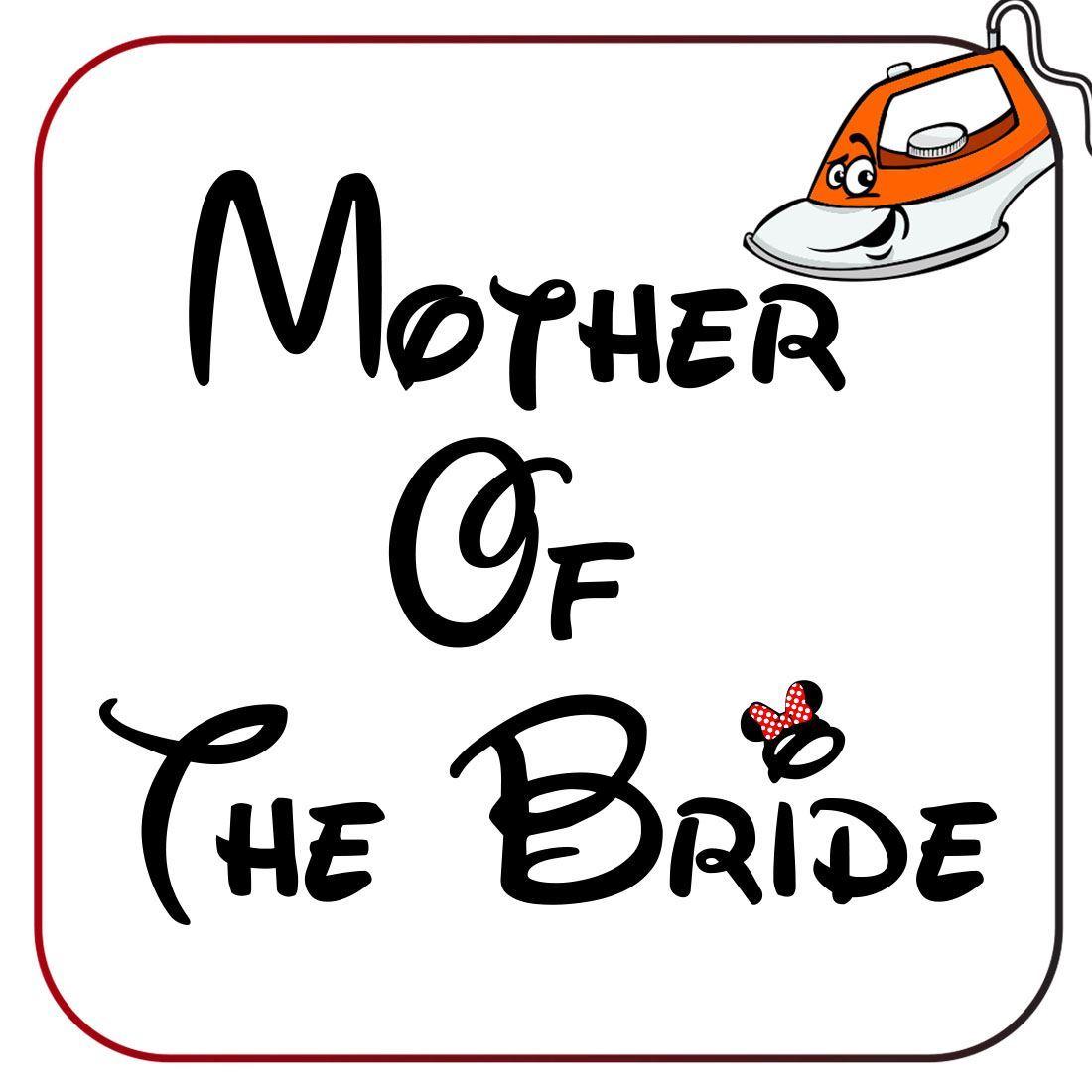 Brides Squad Iron on TShirt Transfer Flower Girl Hen Do Crew Bride Tribe SPARKLE