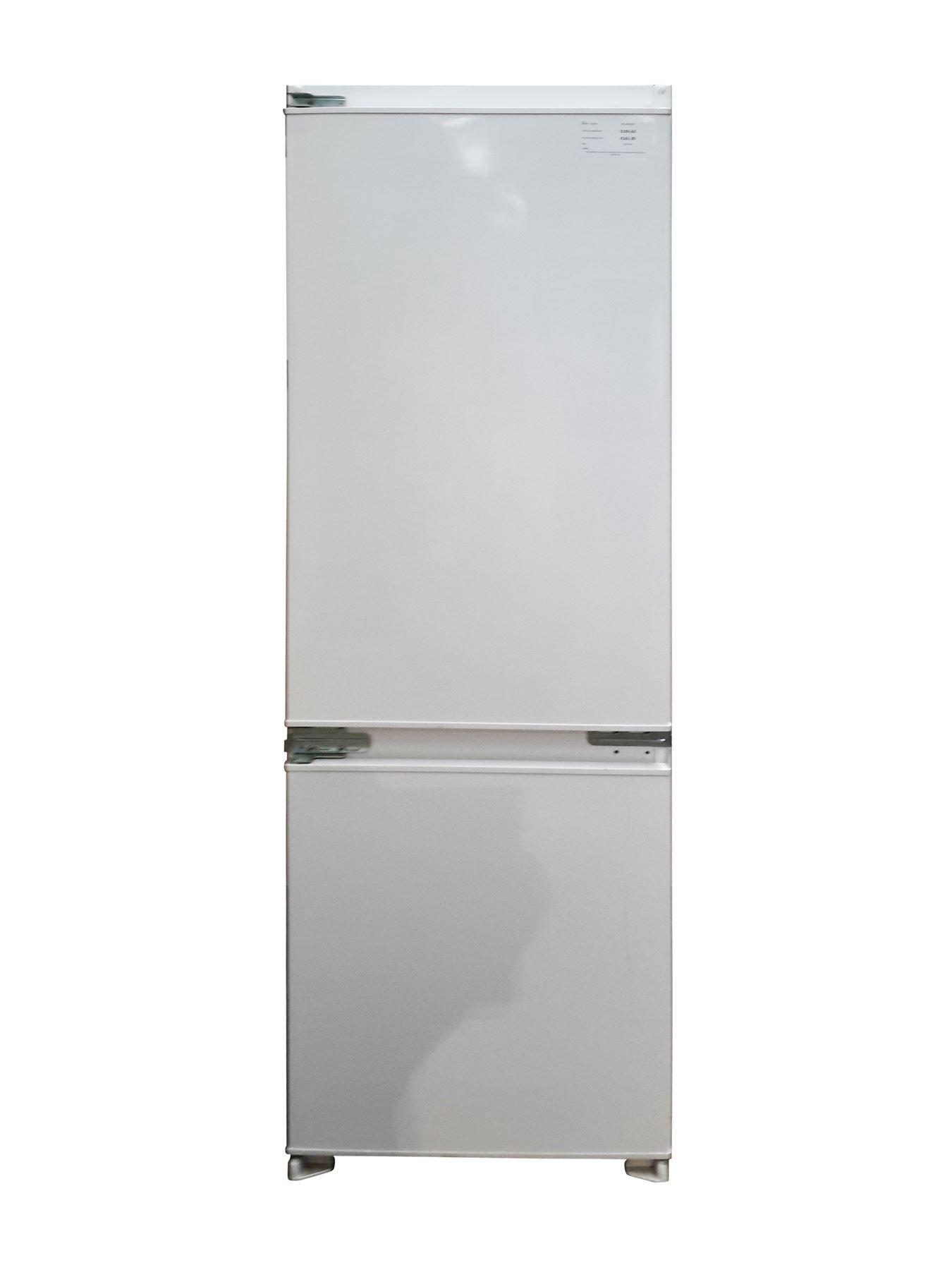 Belling B5050Ff 50 50 Frost Free Integrated Fridge Freezer, White