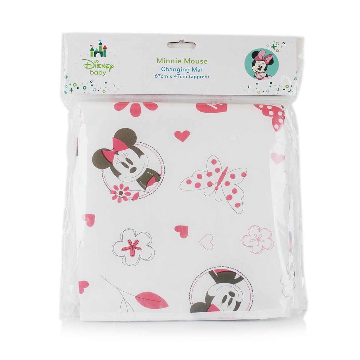 Official Disney Mickey Or Minnie Mouse Baby Home Travel