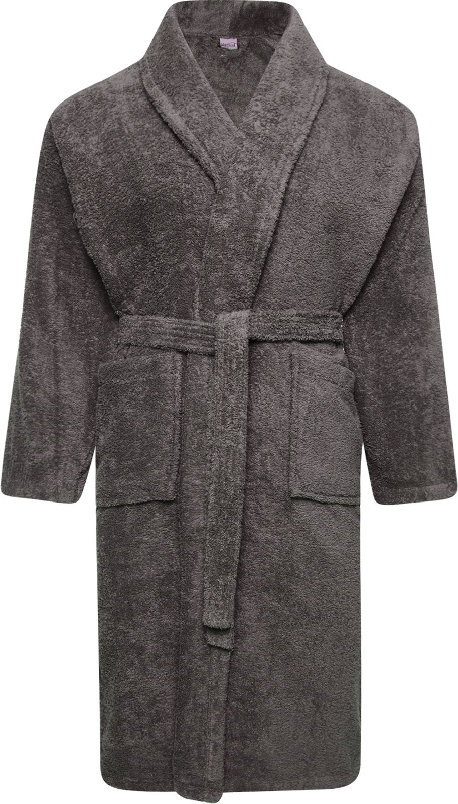 mens ladies 100 cotton terry toweling shawl grey. Black Bedroom Furniture Sets. Home Design Ideas