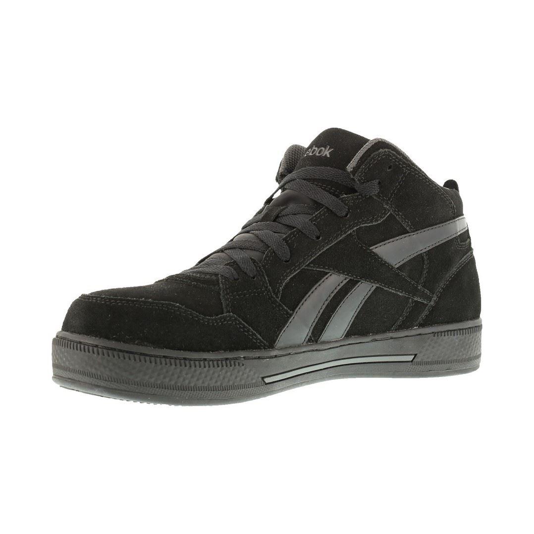 94b1a94054a Reebok Dayod RB1735 Mens Black Composite Toe Skateboard Hi Top Work ...