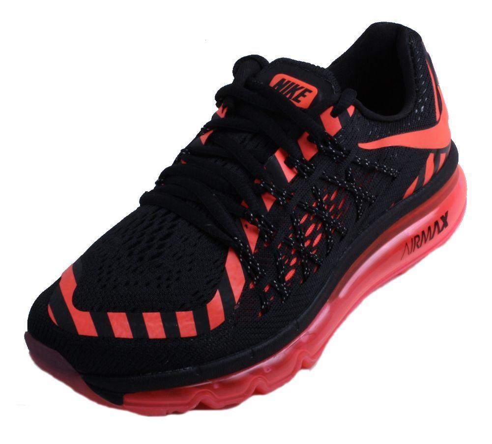 buy popular 5c392 cc5b4 Nike-Air-Max-2015-NR-Womens-Black-Hot-