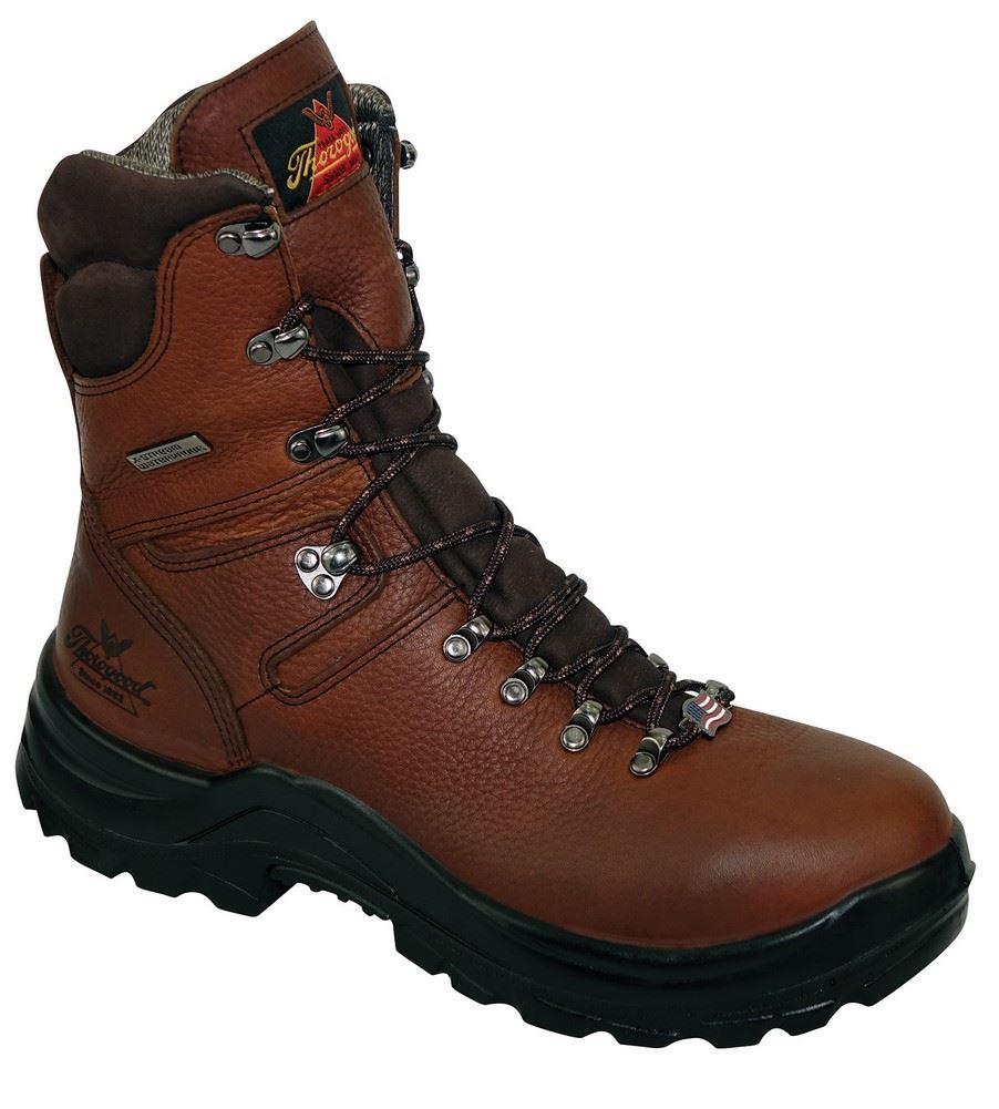Thorogood Work 804-3268 Waterproof Omni Uomo Brown 8