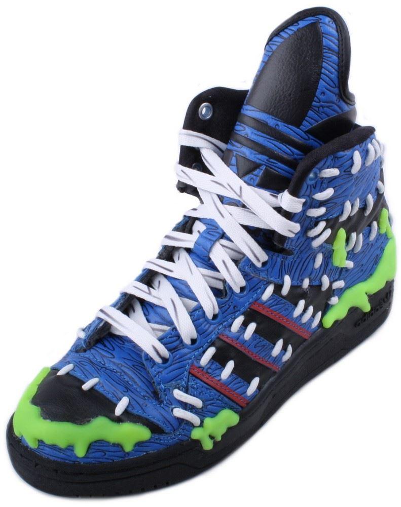 adidas and jeremy scott