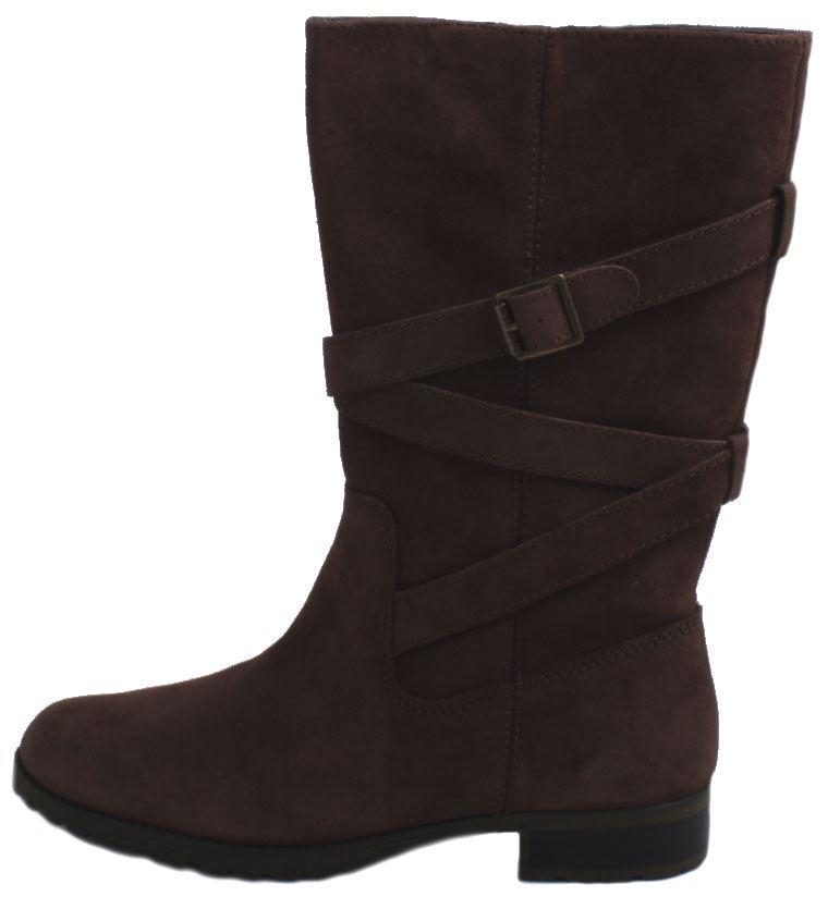 Elegant Ivanka Trump Izze Tall Dress Boots - Macyu0026#39;S Exclusive In Brown (Brown Leather/Stretch) | Lyst