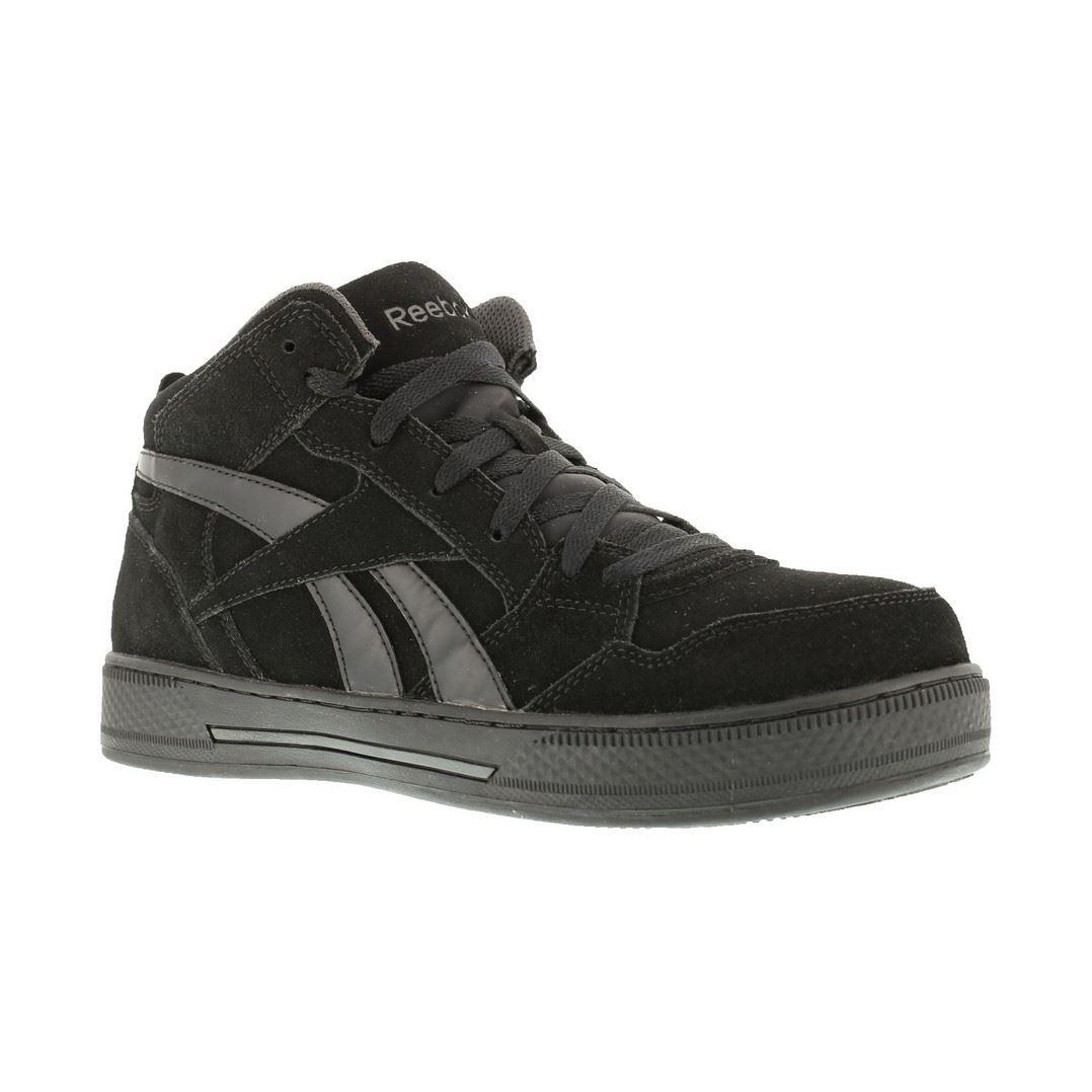 Image is loading Reebok-Dayod-RB1735-Mens-Black-Composite-Toe-Skateboard-