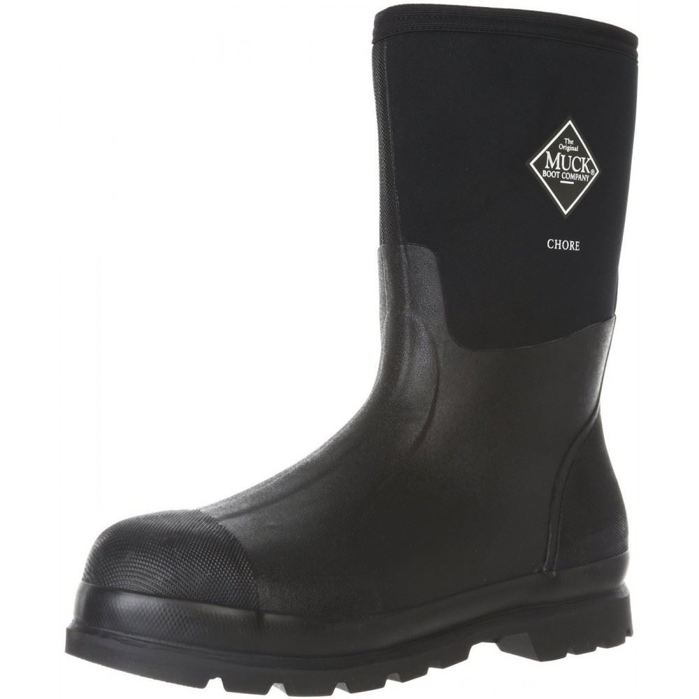 Muck WAW-000 Artic Weekend-Mid Womens Black Casual All Purpose Winter Boots