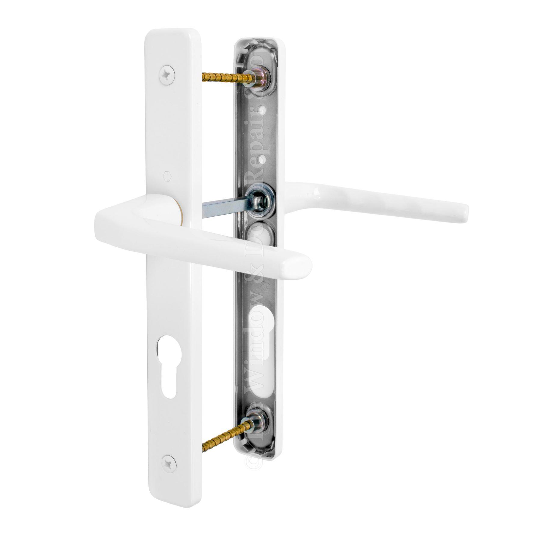 Upvc Door Handle Hoppe Ferco 70mm 70pz 200mm Fixings
