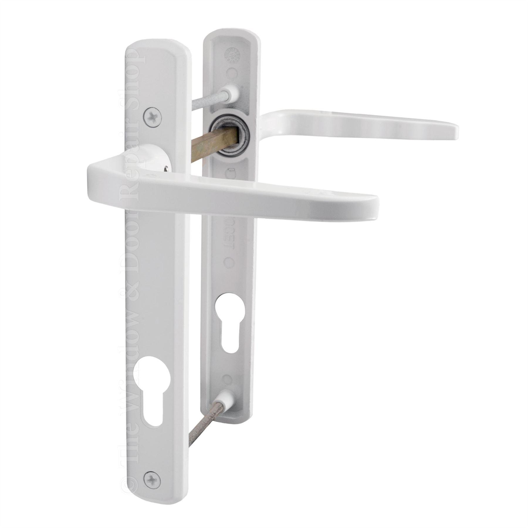 Upvc Door Handle Avocet Roto 92mm 92pz 162 5mm Fixings