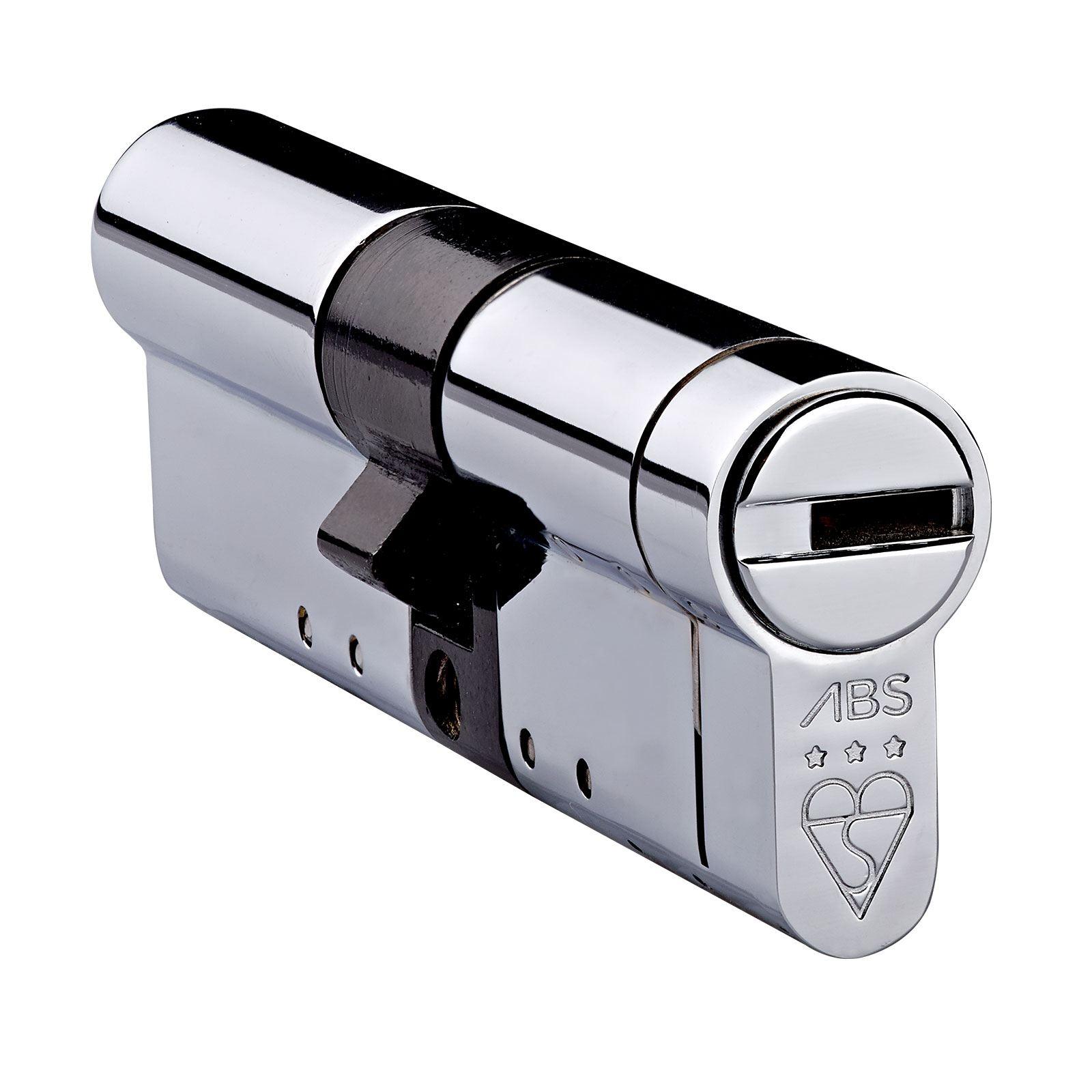 Avocet abs high security euro cylinder upvc door lock anti for 1 2 lock the door