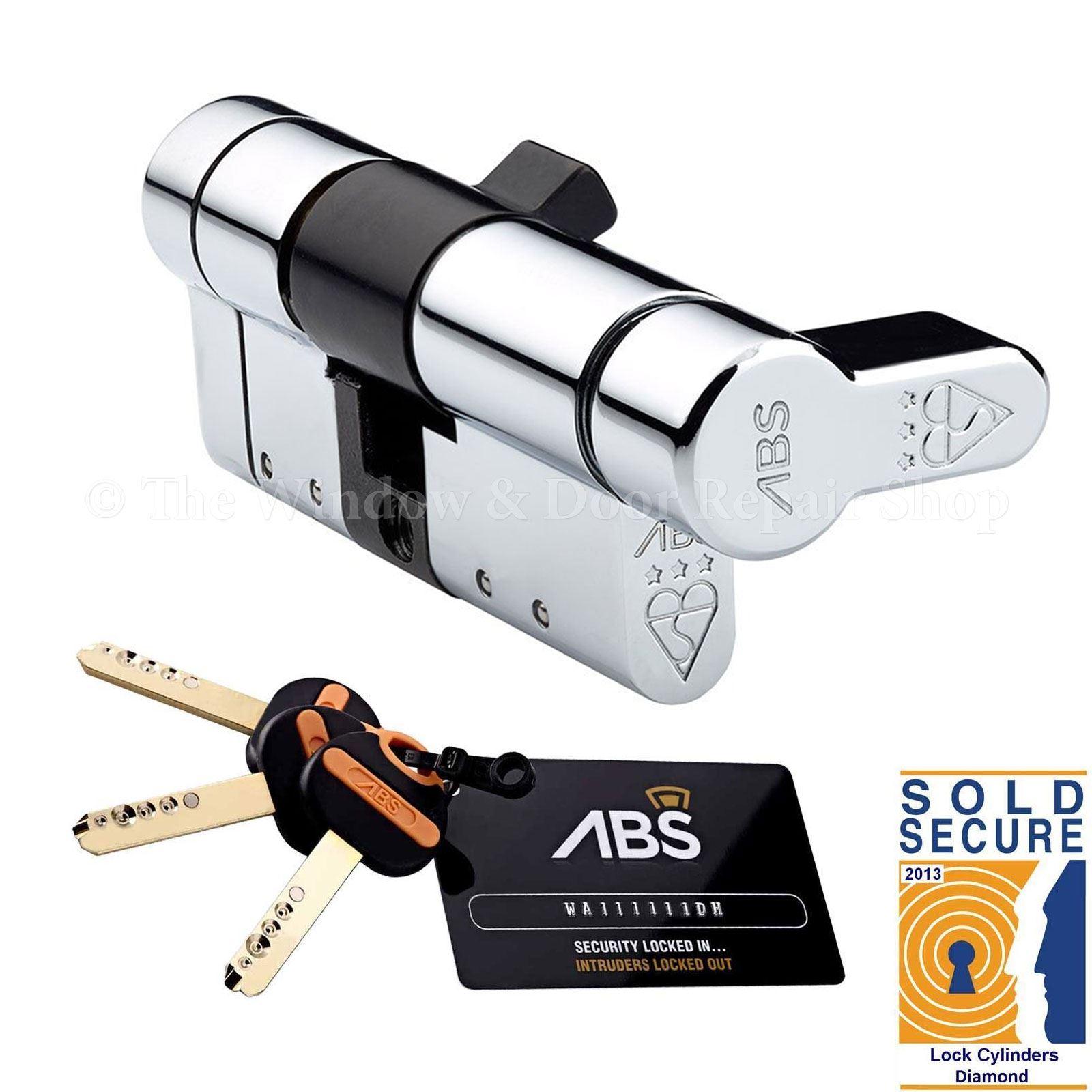 Avocet abs quantum thumb turn euro cylinder door lock anti for 007 door locks