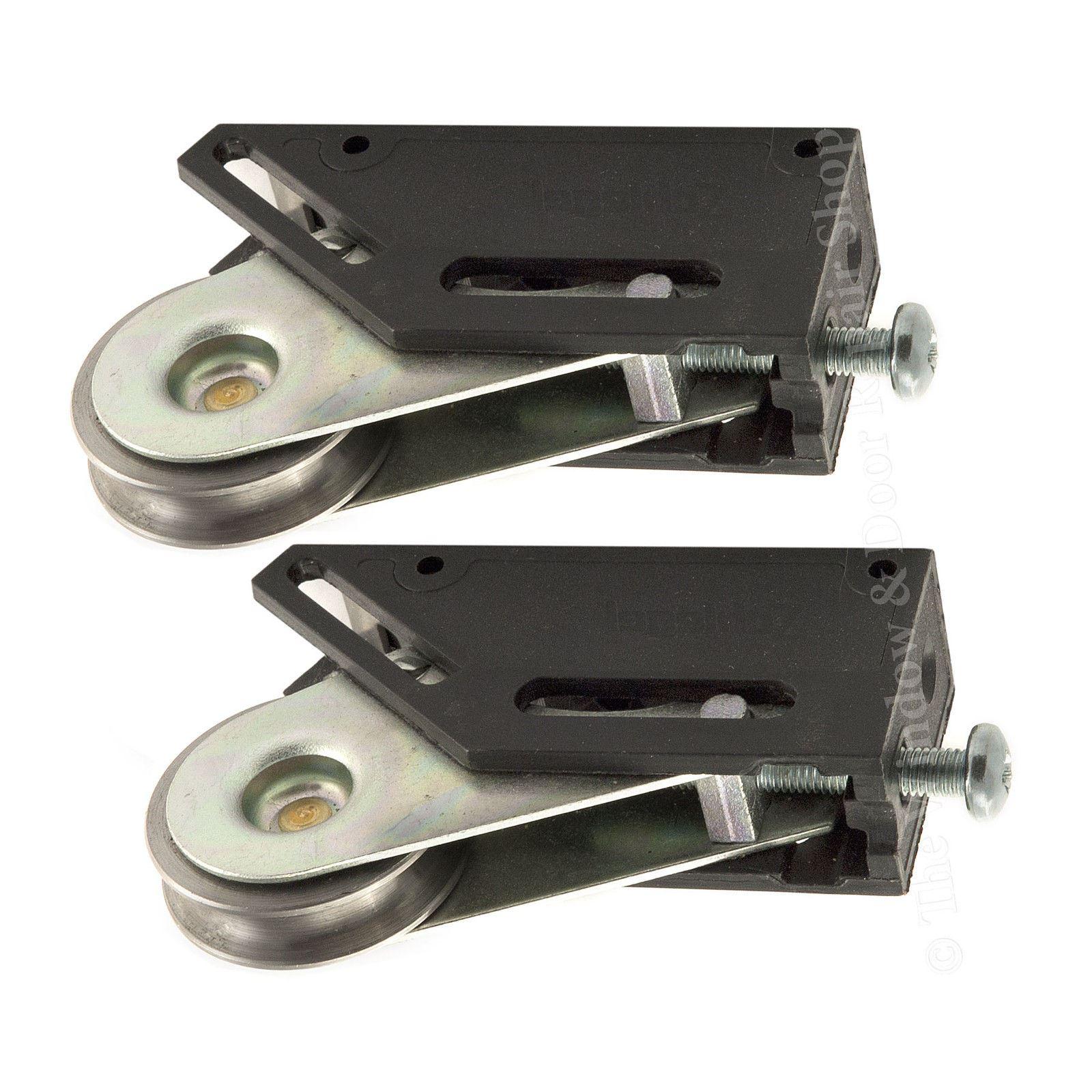 Pair Schlegel Patio Door Wheels 32mm Sliding Roller Multi