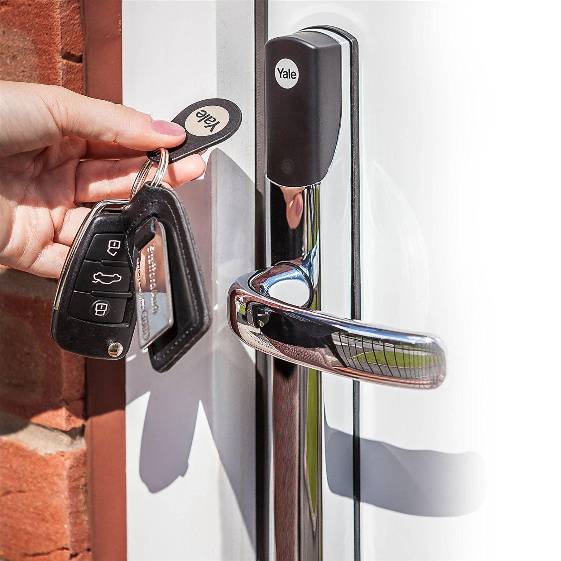 Yale Conexis L1 High Security Handle Smart Door Lock