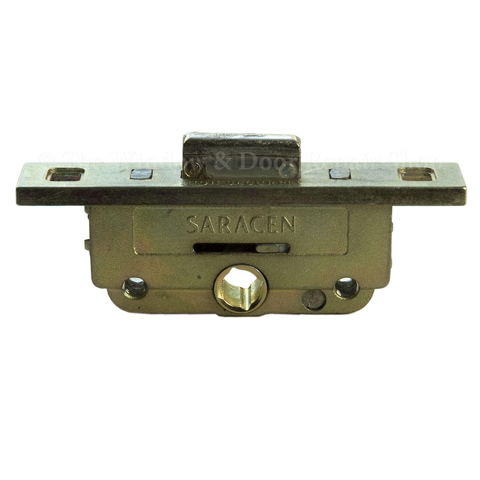 Laird saracen shootbolt deadlock gearbox mechanism upvc for Upvc window locks