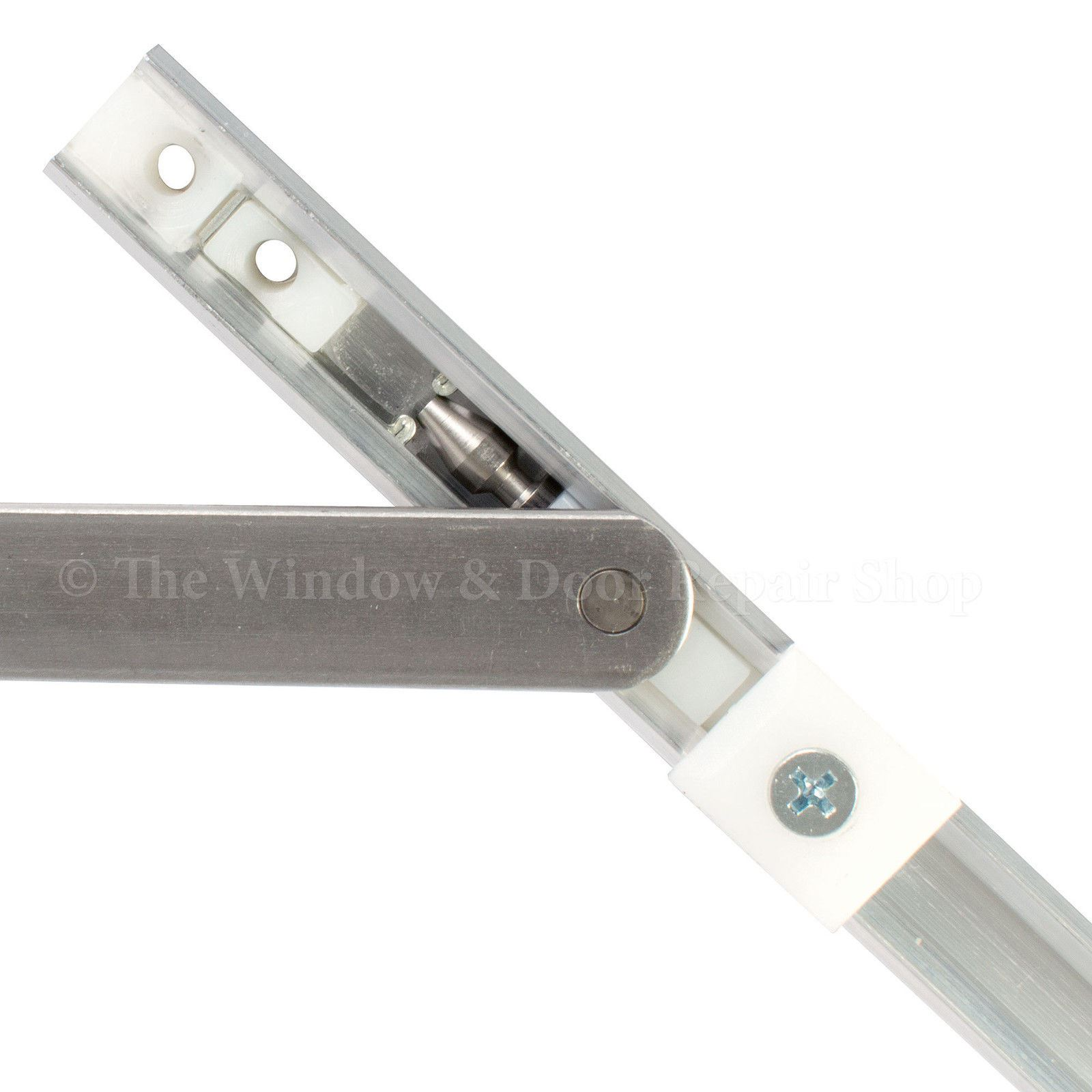 90 176 Degree Stainless Steel Door Restrictor Arm Stay Hold