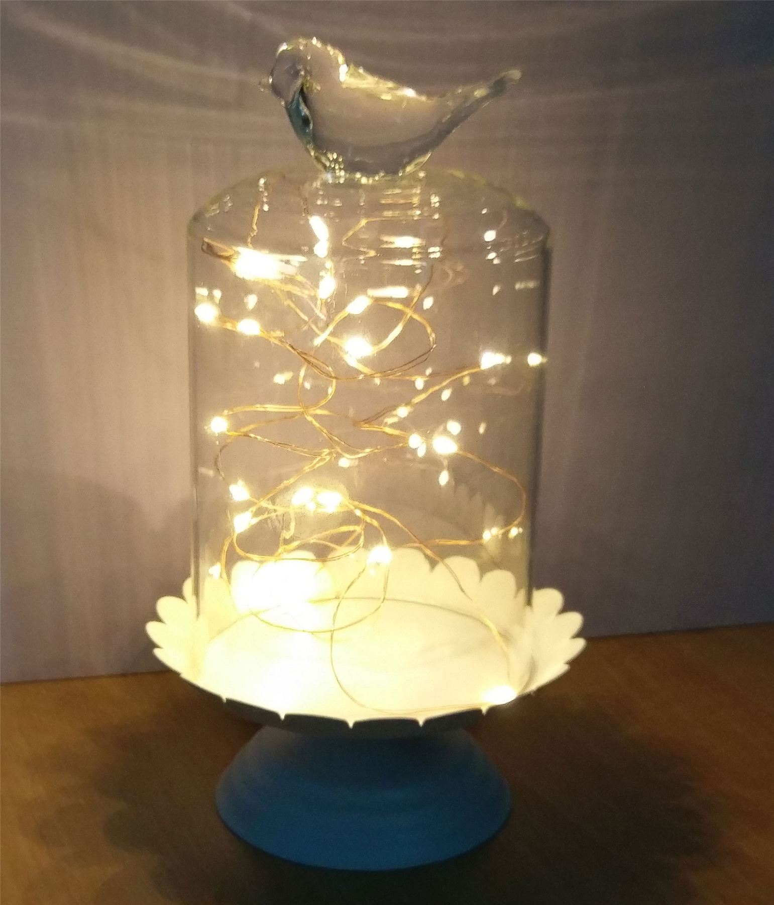 Glass Cake Stand ONLY Christmas Decoration Wedding Decoration Single ...