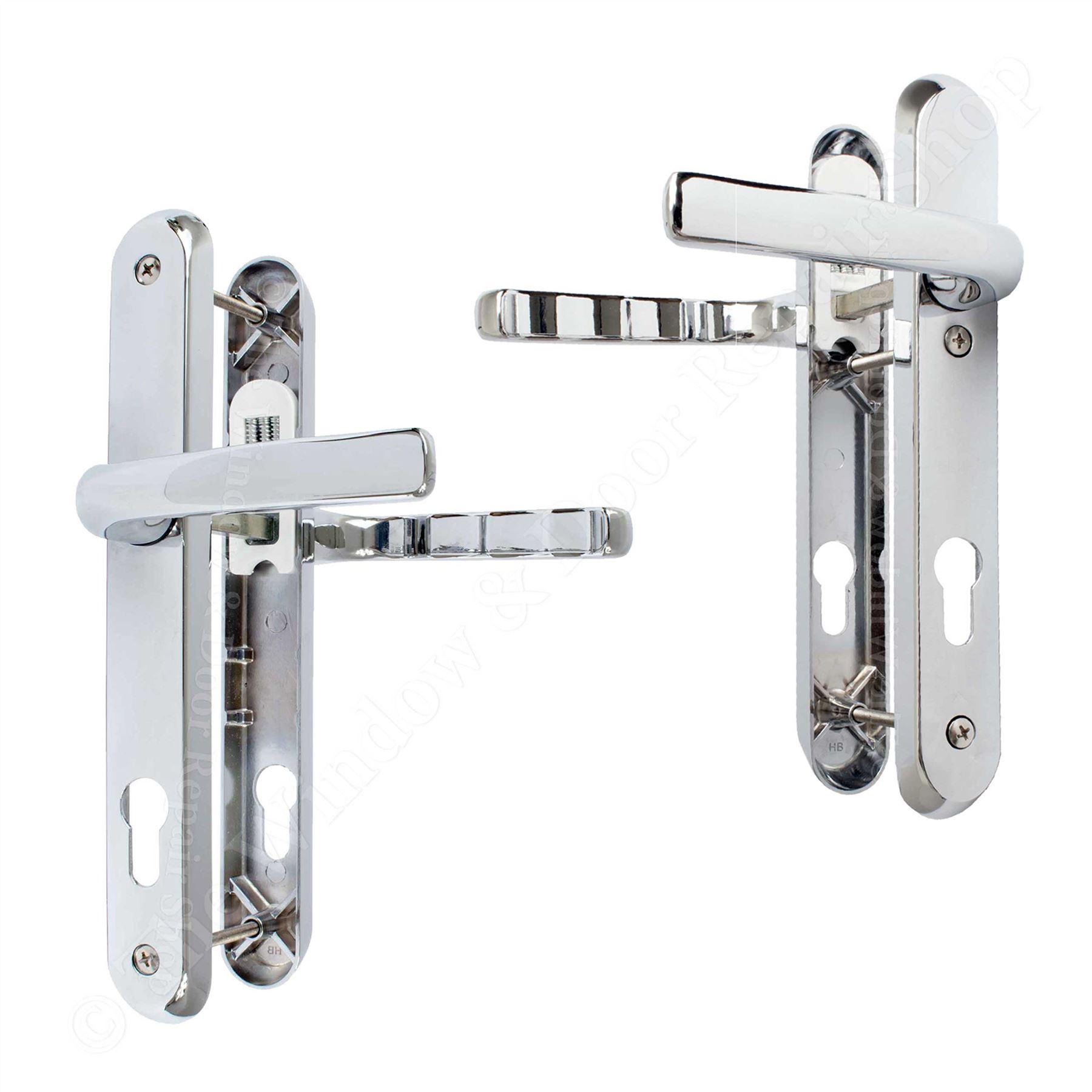 Upvc Door Handle Avocet Affinity 92mm 92pz Double Glazing