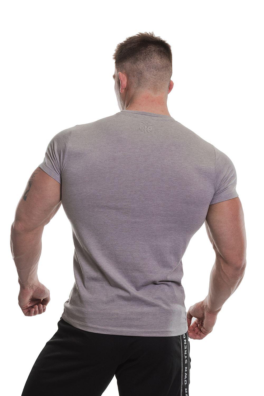 Golds Gym Mens Puff Print Vintage Training Gym Stretch T-Shirt Tee Size S-2XL