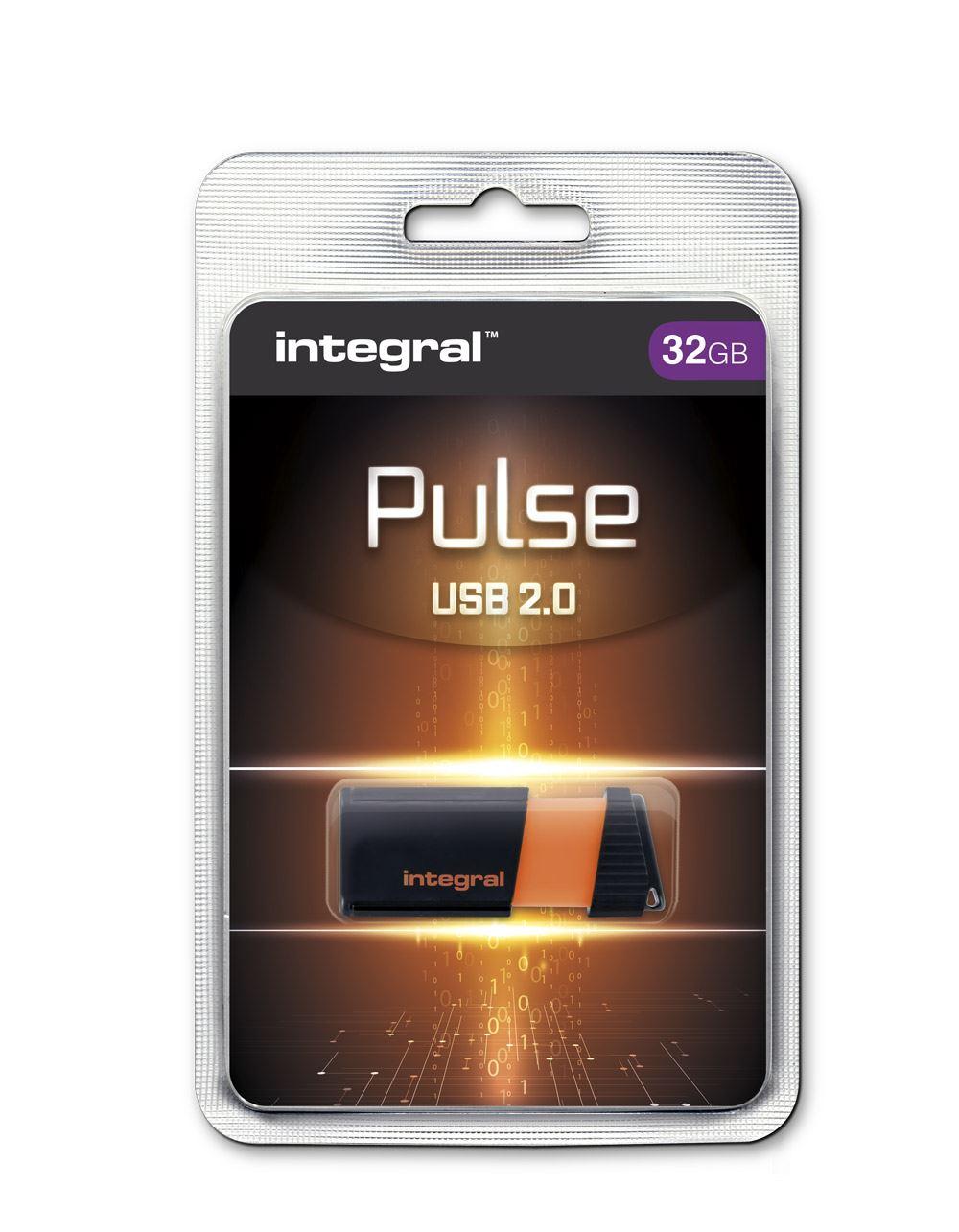 Pulso-USB-2-0-Flash-Drive-8GB-Rosa-16GB-Azul-32GB-64GB-Naranja-Amarillo-128GB-Verde