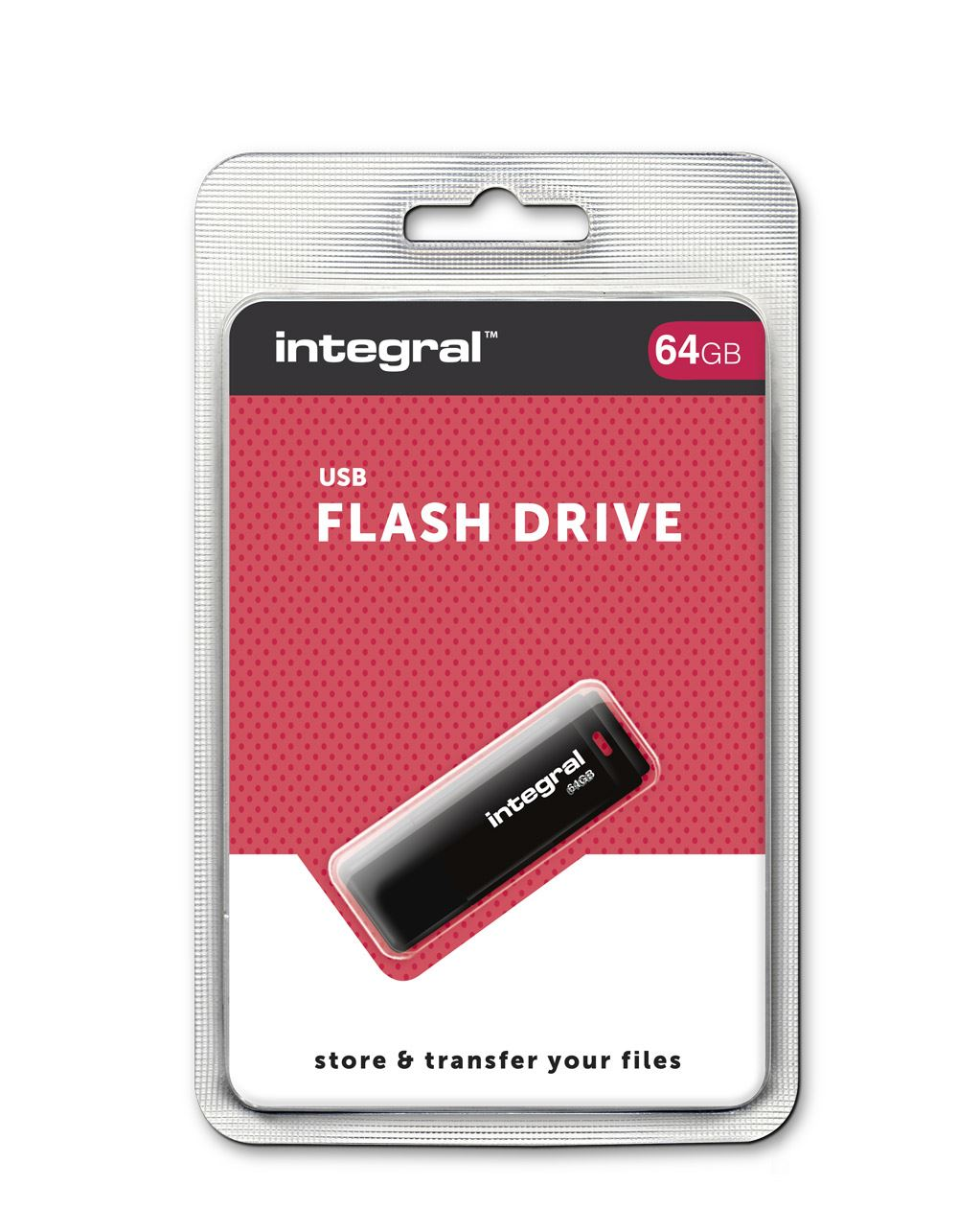 Negro-Unidad-Flash-USB-USB-Memory-Stick-Pluma-Thumb-Drive-8GB-16GB-32GB-64GB