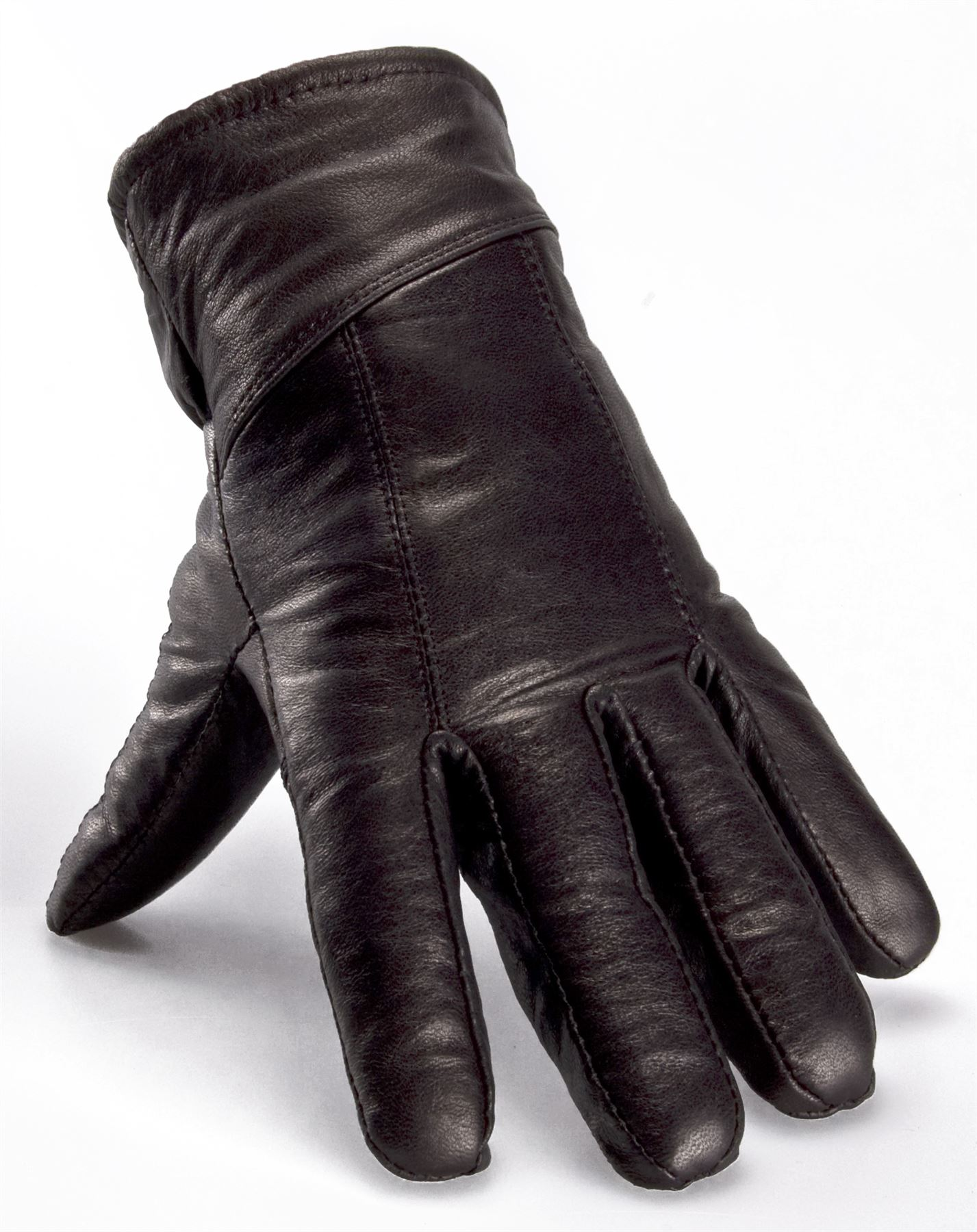 Men's Leather Gloves. Showing 48 of results that match your query. Search Product Result. Product - Alpine Swiss Mens Touch Screen Gloves Leather Thermal Lined Phone Texting Gloves. Product - Mens Warm Winter Gloves Dress Gloves Thermal Lining Geniune Leather BLACK, XX-Large. Product Image. Price $