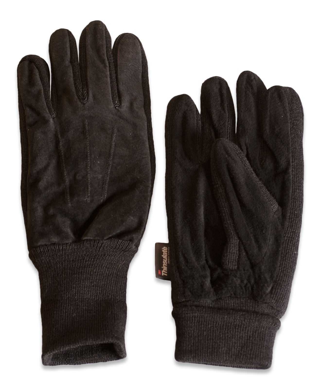 Ladies leather gloves with thinsulate - Quivano Womens Real Suede Leather Gloves Thinsulate Lined