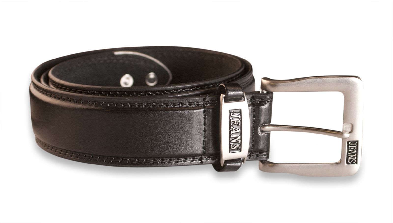 From textured and braided to smooth, and from distressed to pristine, each of our leather belts carries a unique look of distinction. There is some wisdom in the old rules: you need one black and one brown belt.