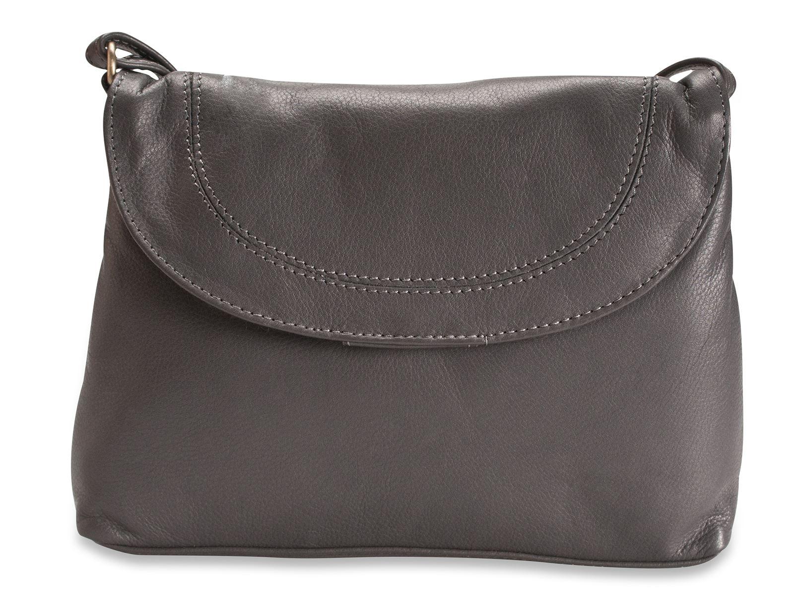 Brunhide Womens kleine Echtleder Schulter Handtasche Alsace Sammlung 111-300