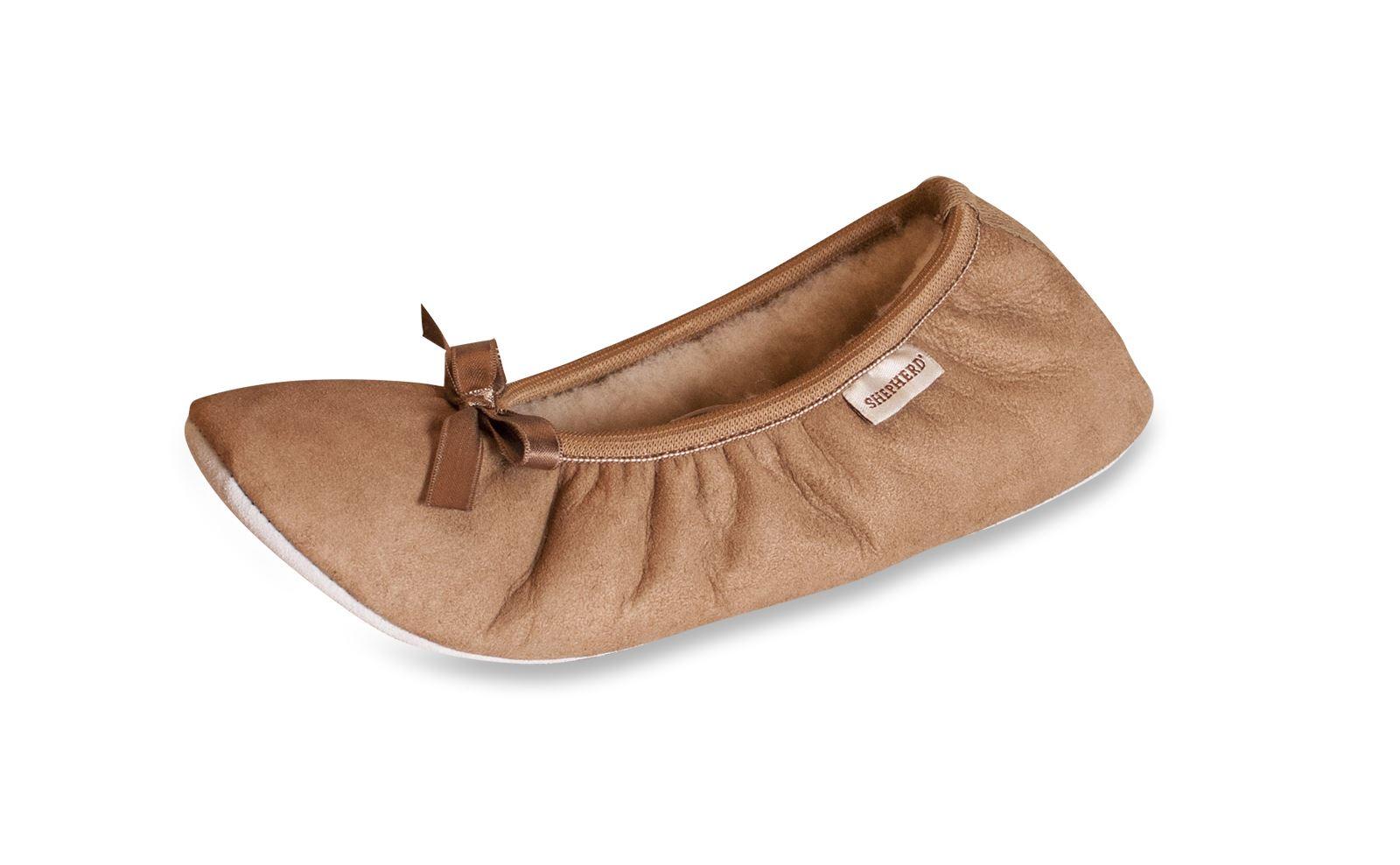 Womens SAGA Classic Slippers Shepherd n9nn4f