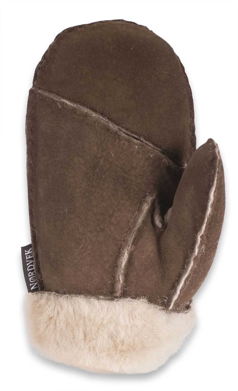 Nordvek-3-8-Years-Childrens-Real-Sheepskin-Mittens-
